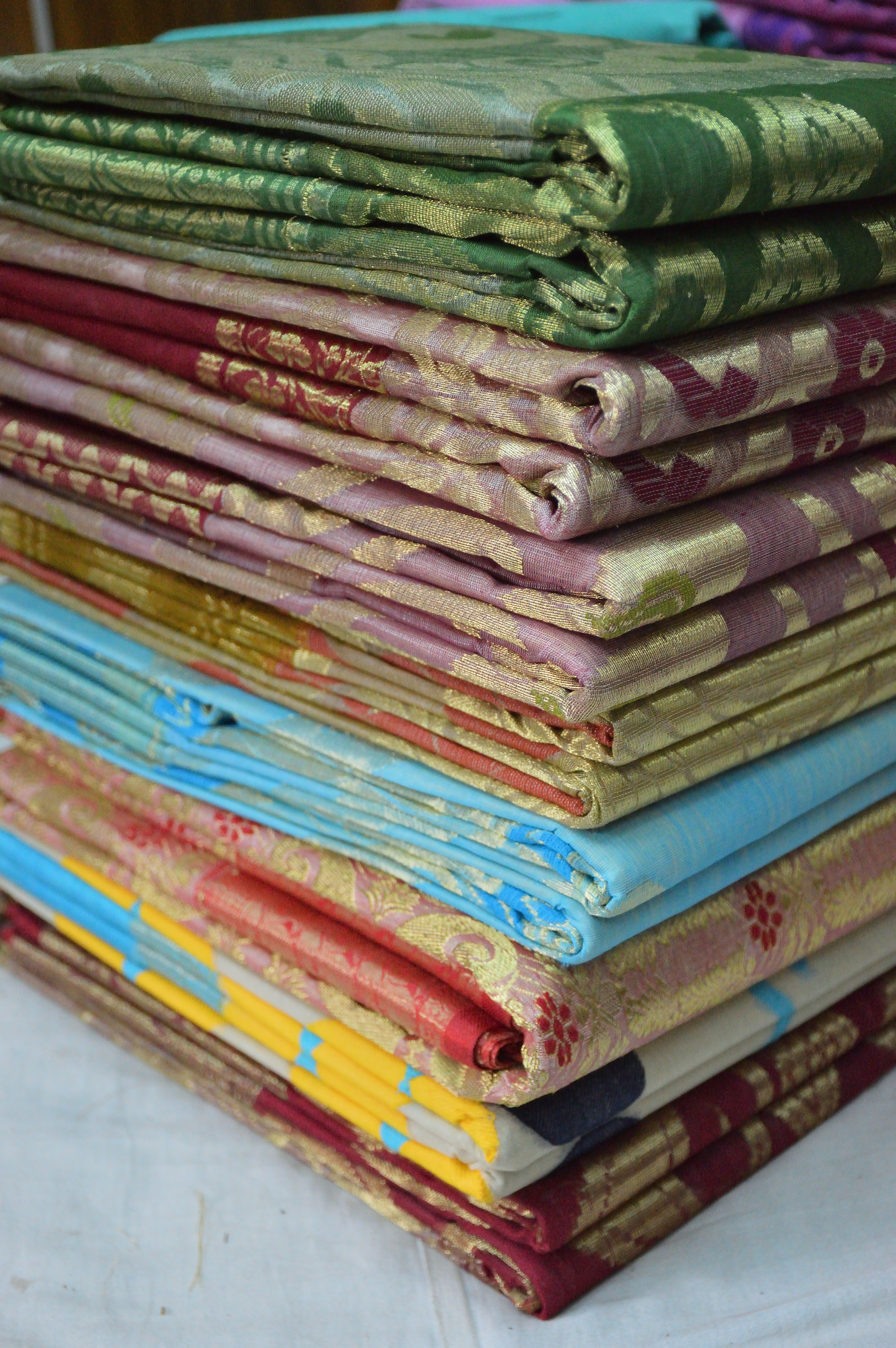 Tussar silk - Wikipedia