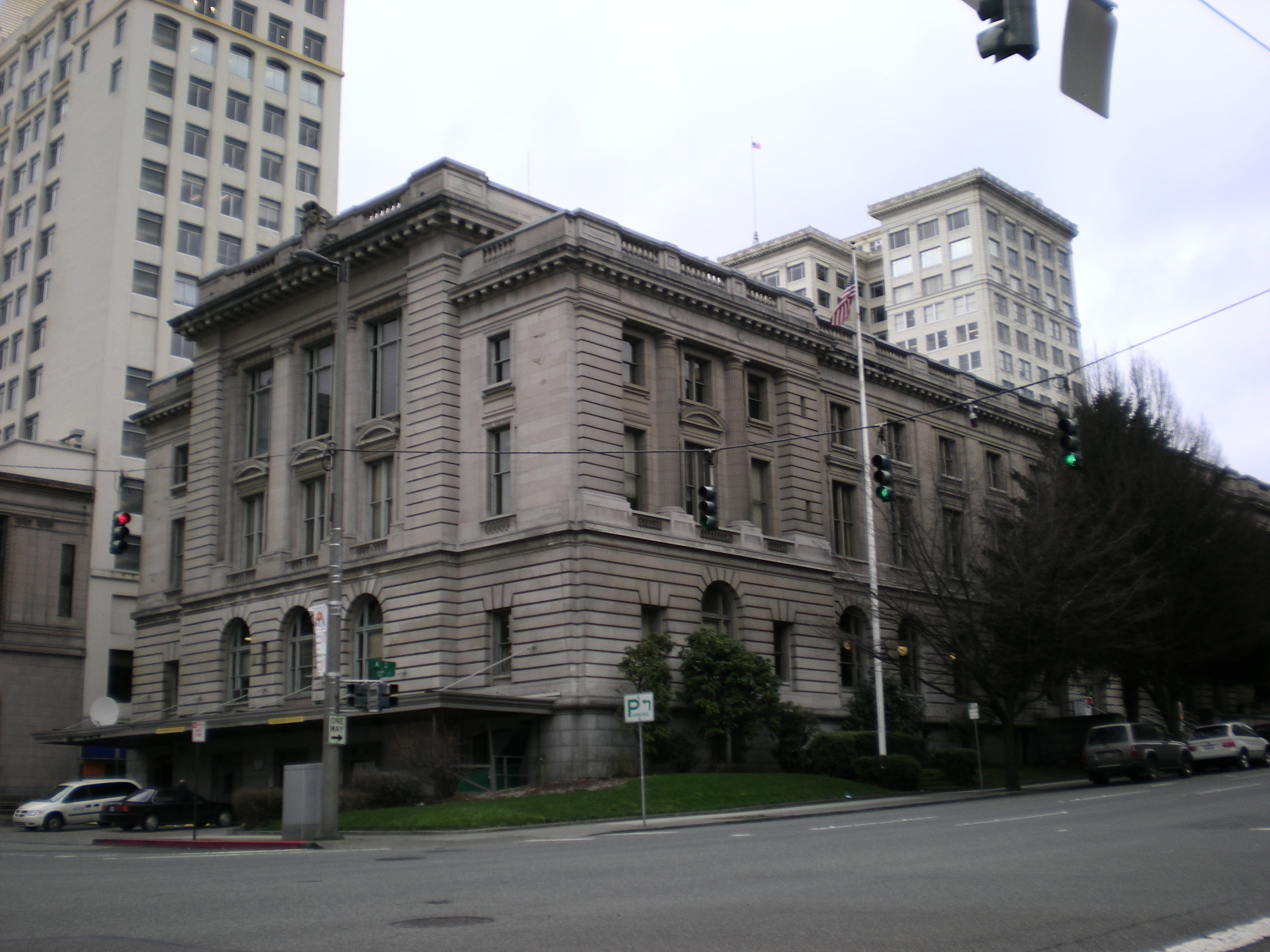 FileUS Post Office Tacoma Downtown Station Federal