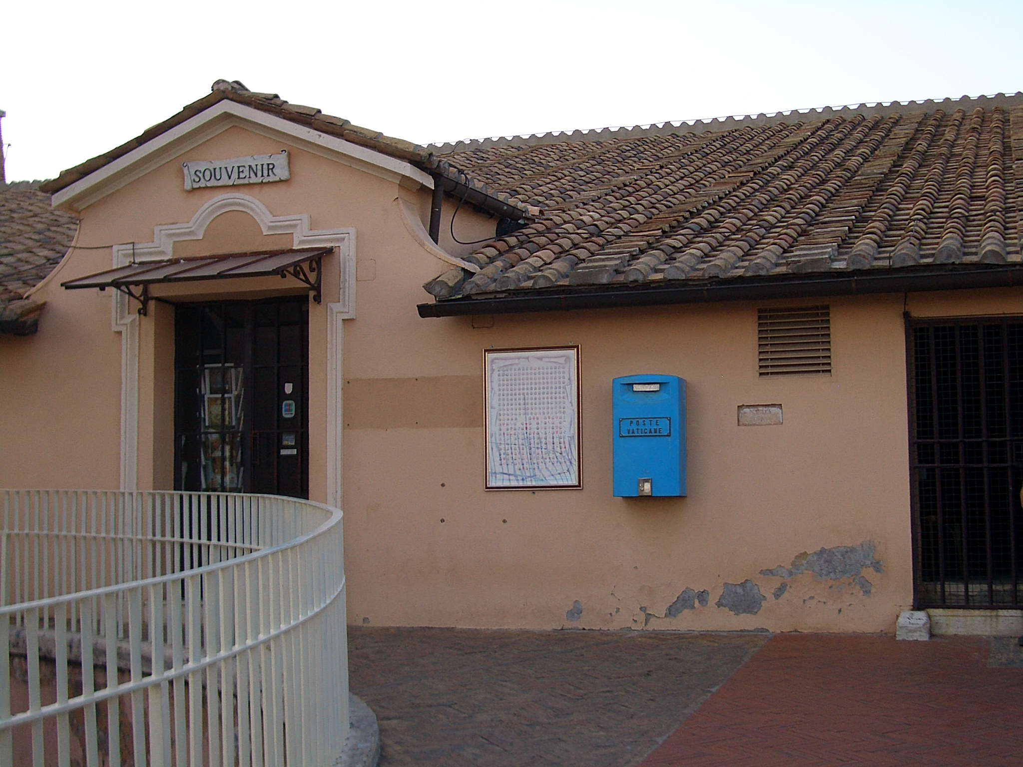 File Vatican Souvenir Shop On The Roof Of St Peter 6653
