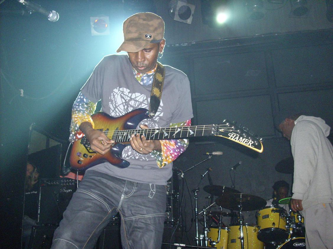Image of Vernon Reid from Wikidata