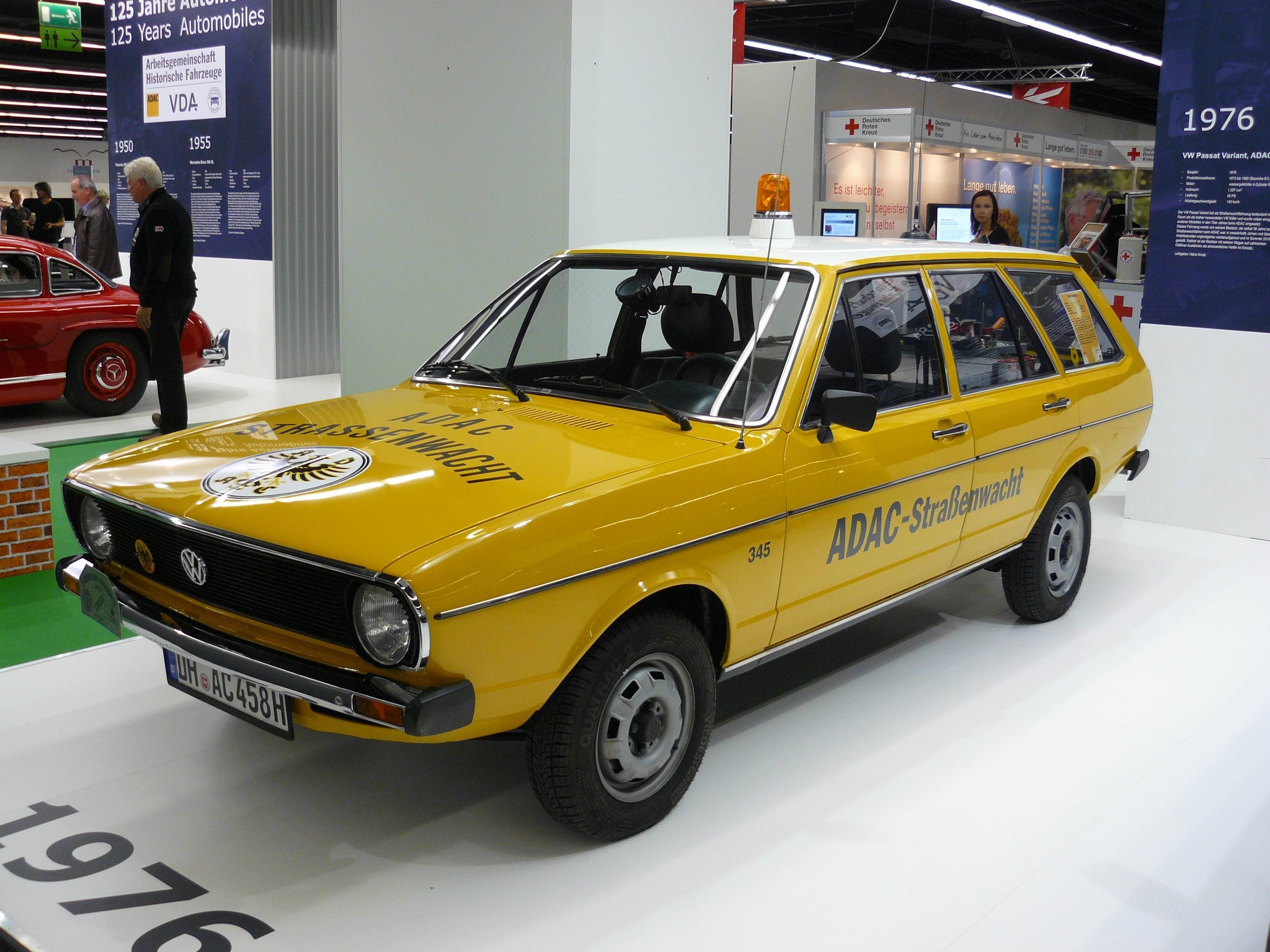 File Volkswagen Passat Variant Adac 1976 Jpg Wikimedia