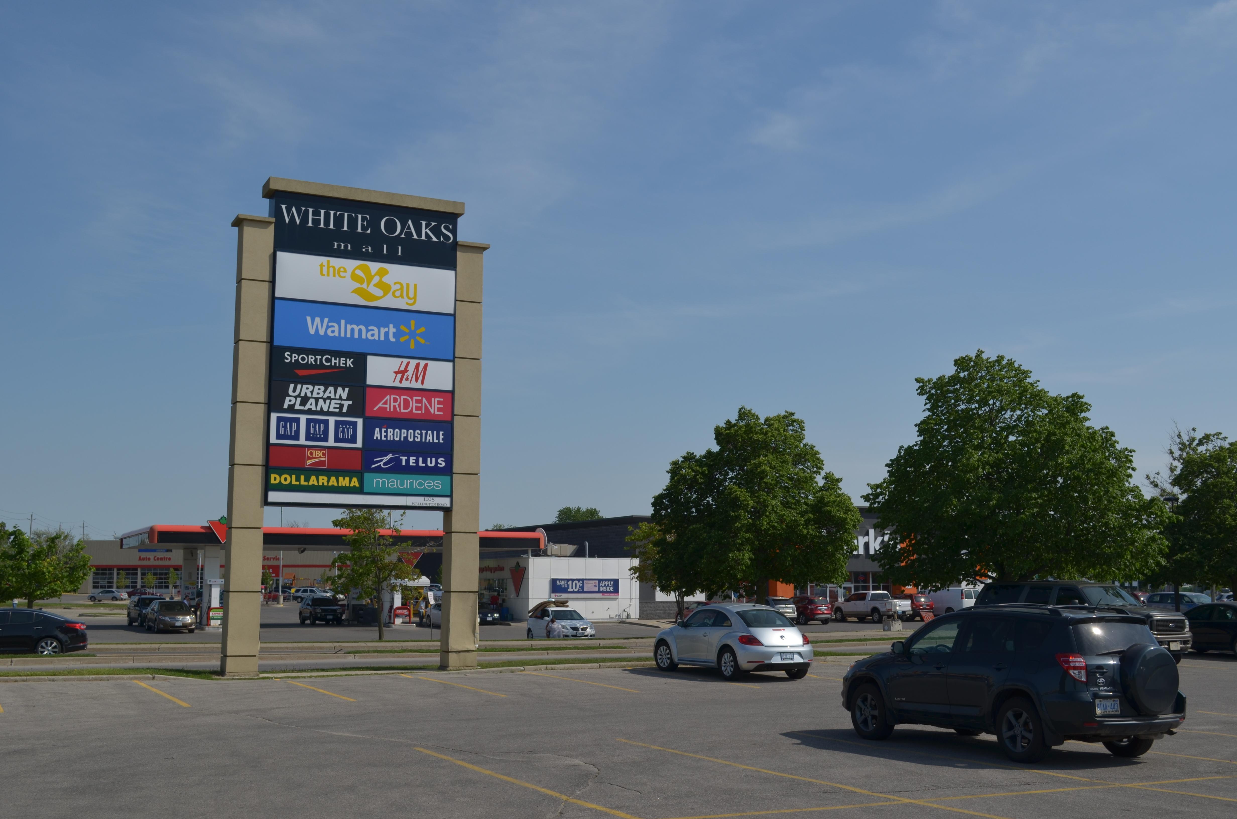 White Oaks Mall (London, Ontario) - Wikipedia
