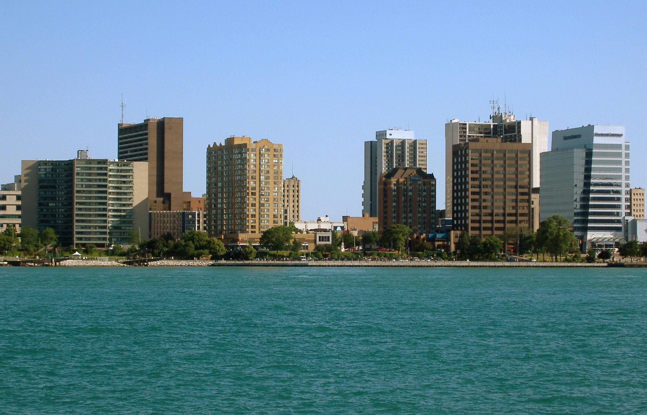 List of tallest buildings in Windsor, Ontario - Wikiwand