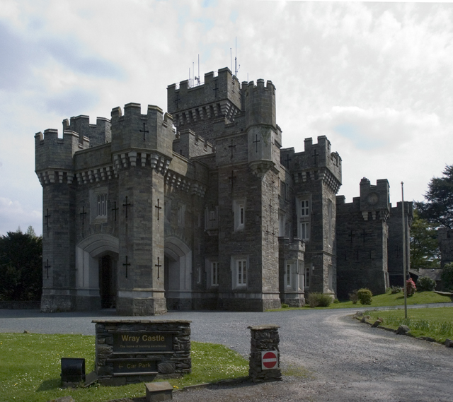 Wray Castle - geograph.org.uk - 129530