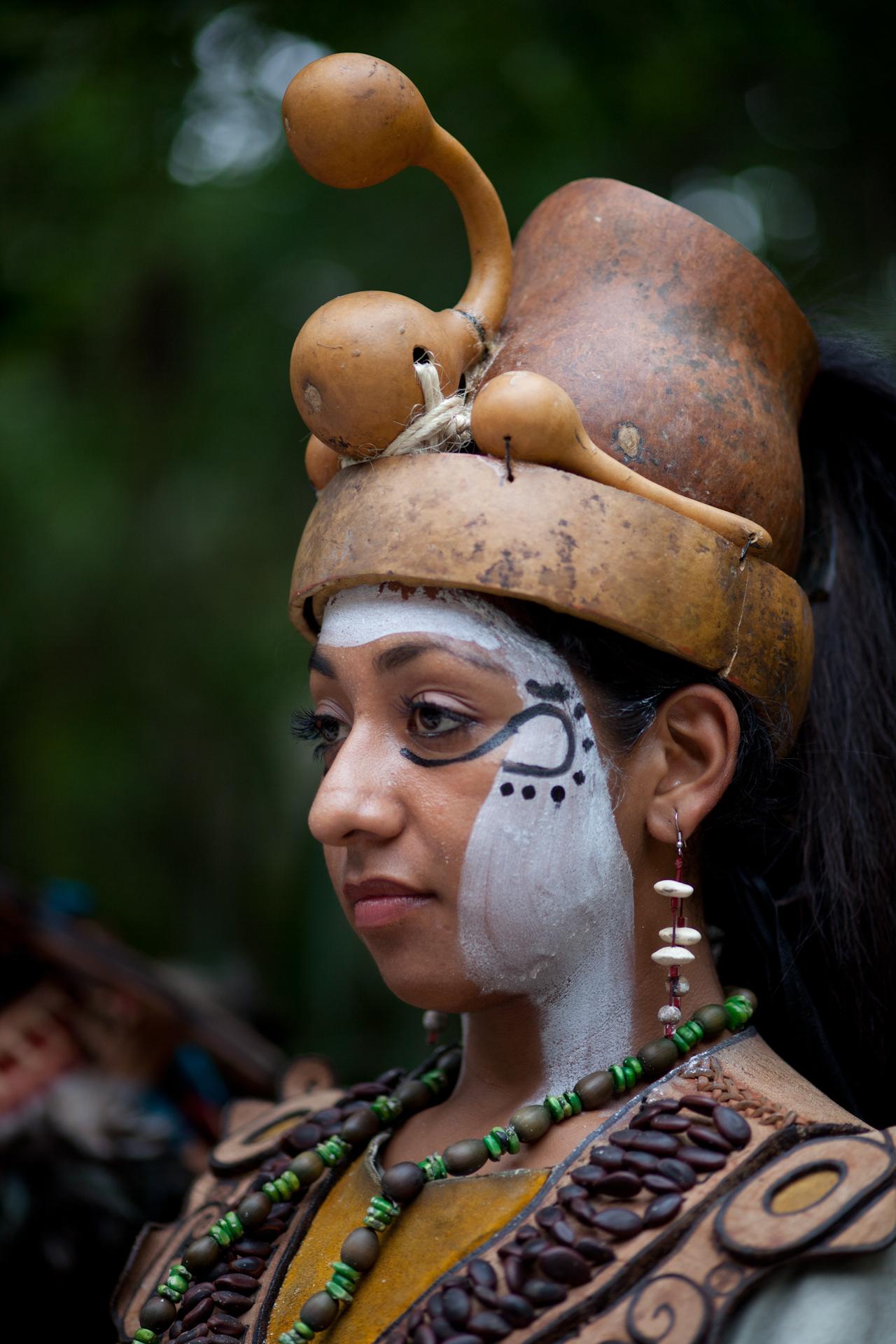 картинка идеал красоты племени майя широкая