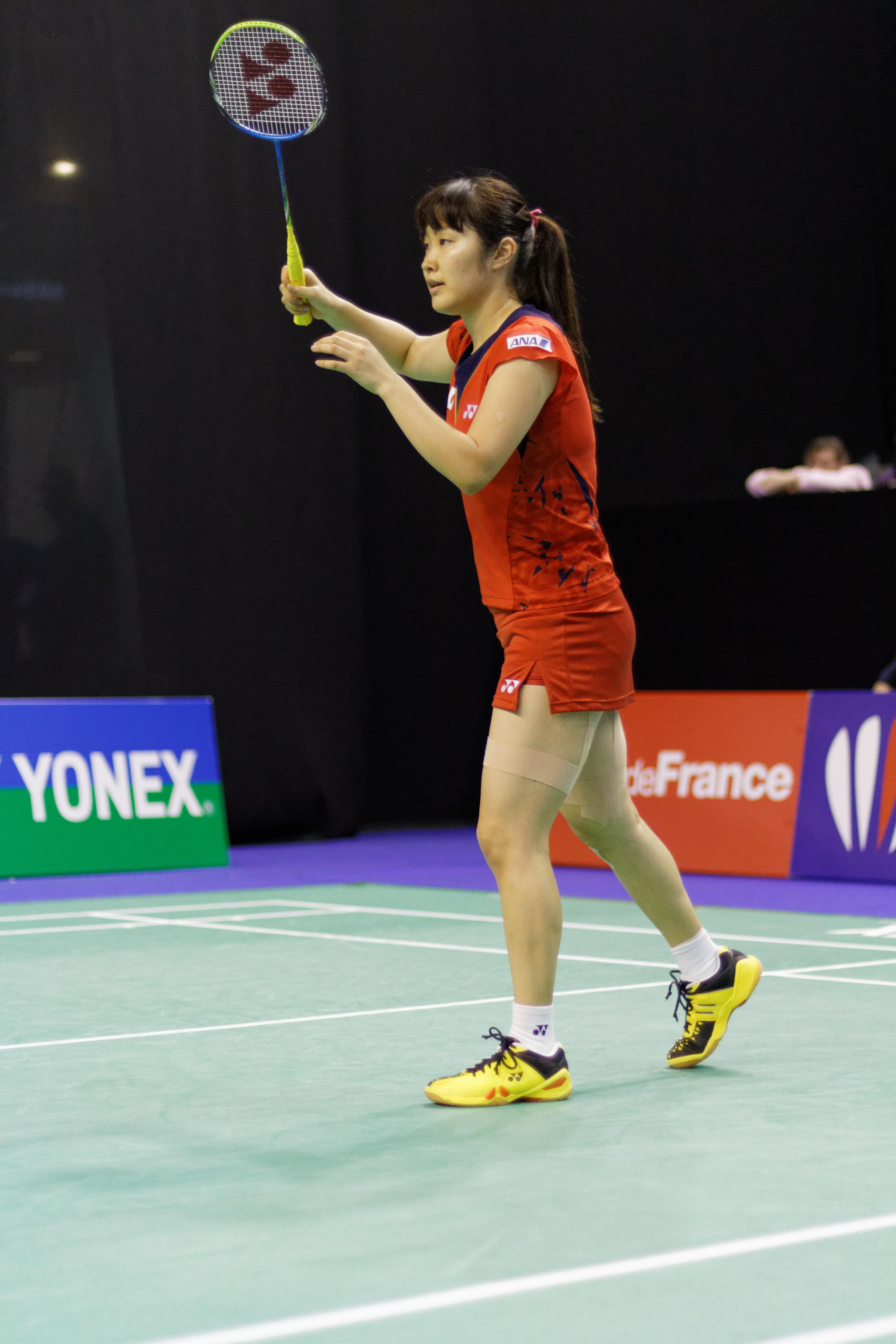 File Yonex IFB 2013 Quarterfinal Eriko Hirose vs Tai Tzu ying