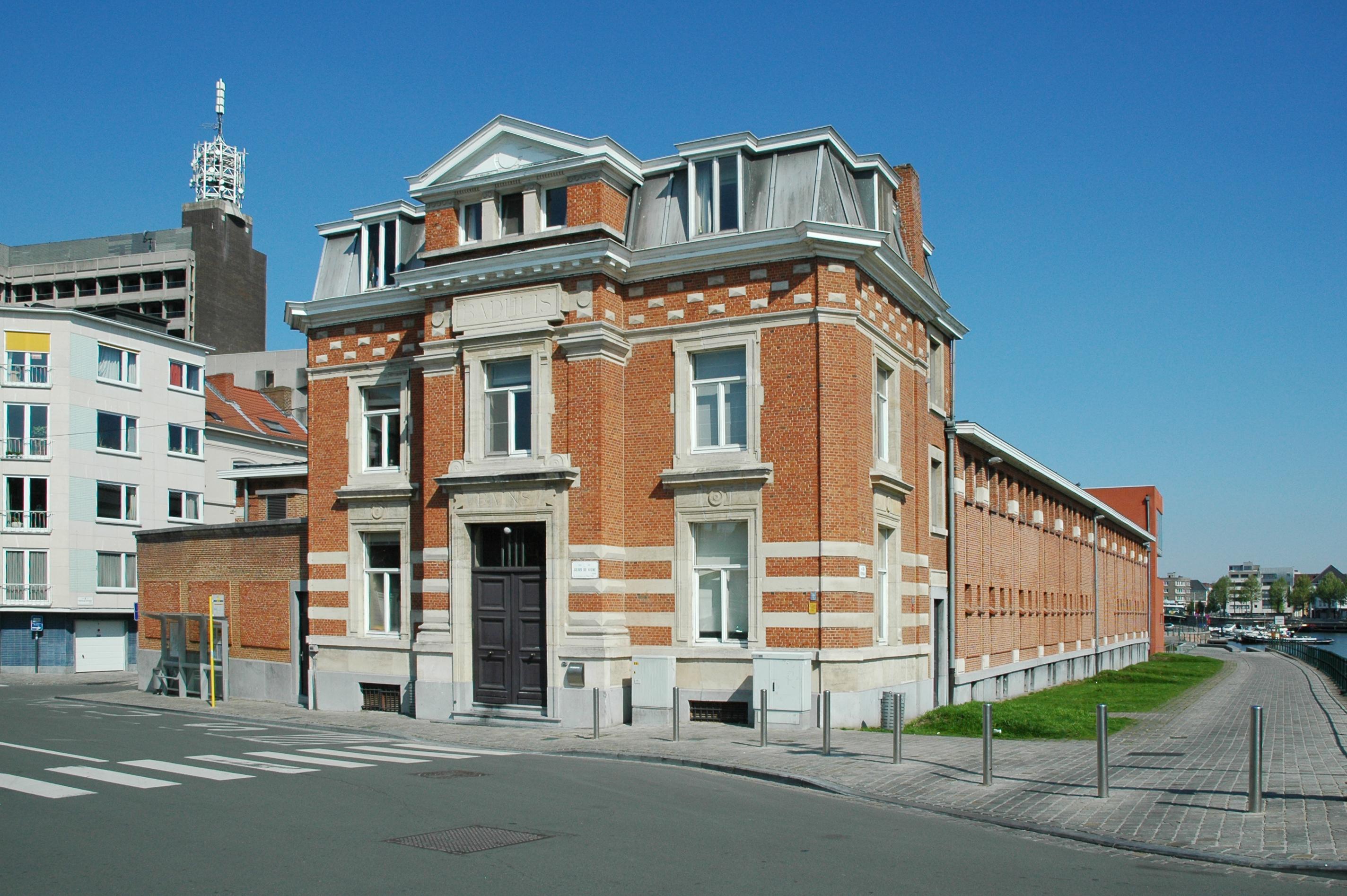 Badhuis Van Eyck