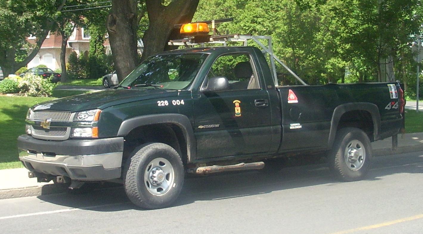 File03 05 Chevrolet Silverado 2500hd Single Cab Beaconsfield