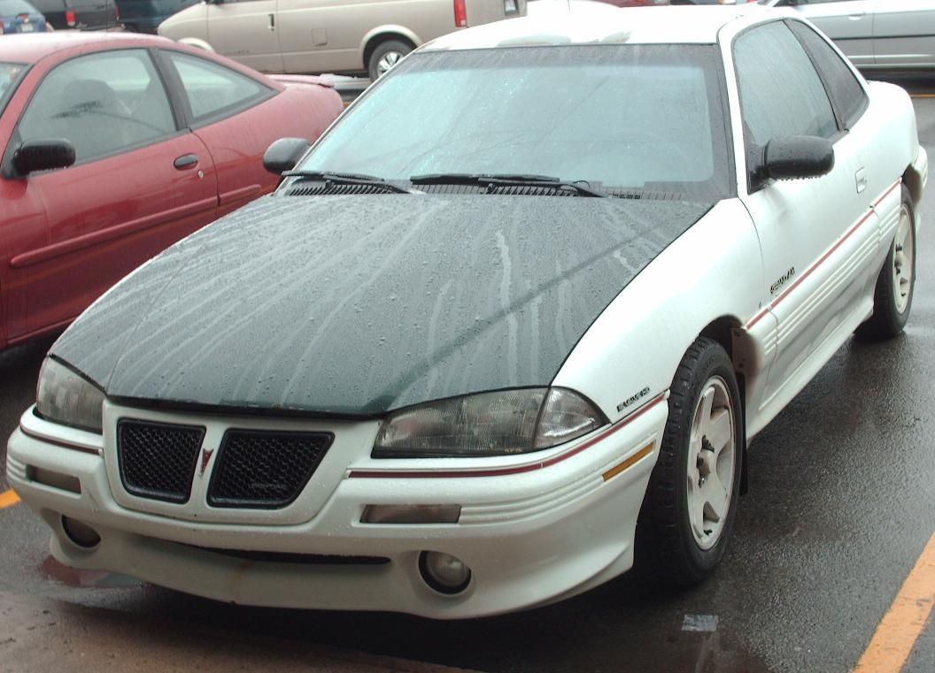 File92 Pontiac Grand Am Coupe