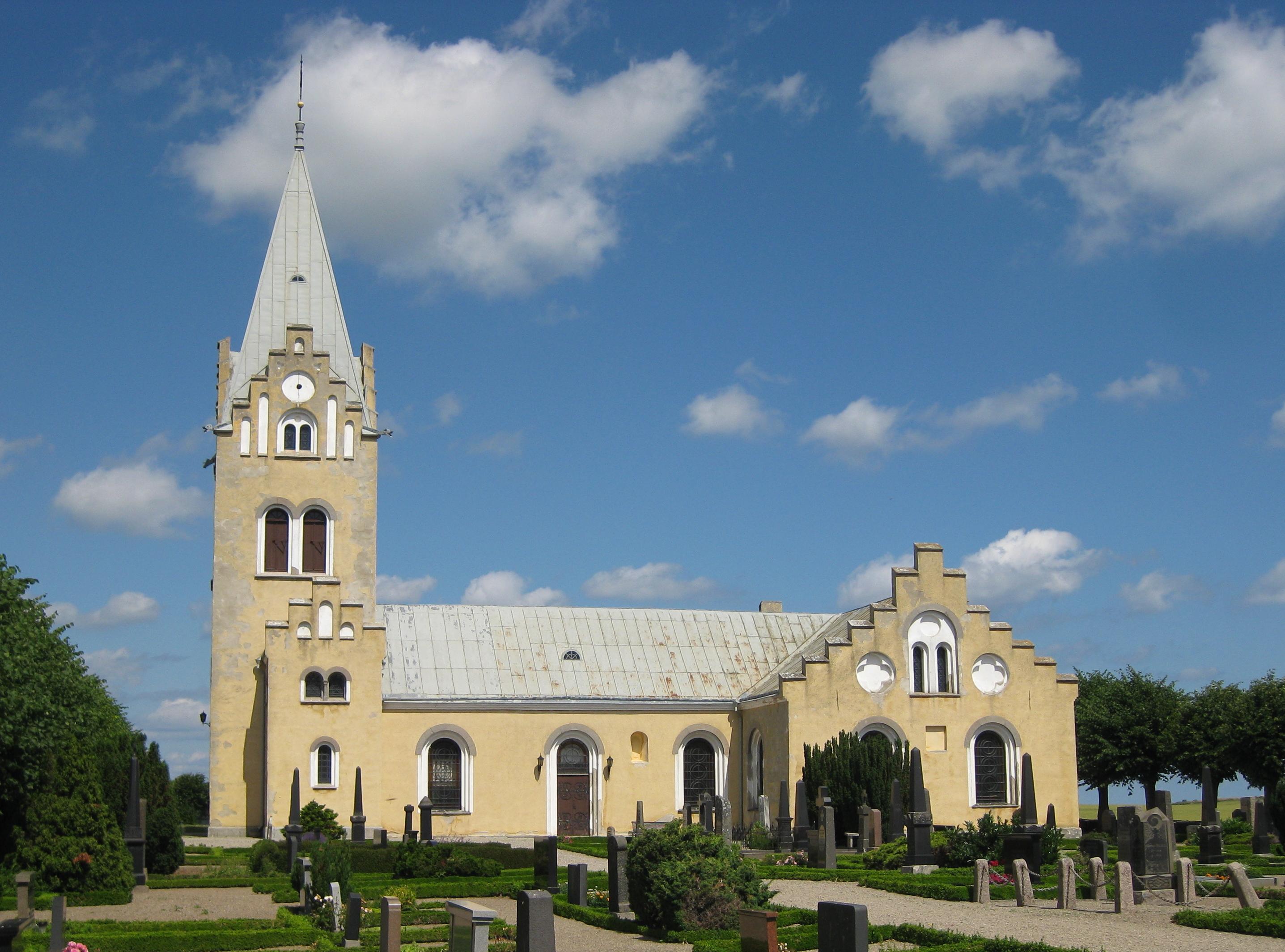 Östra Nöbbelövs kyrka