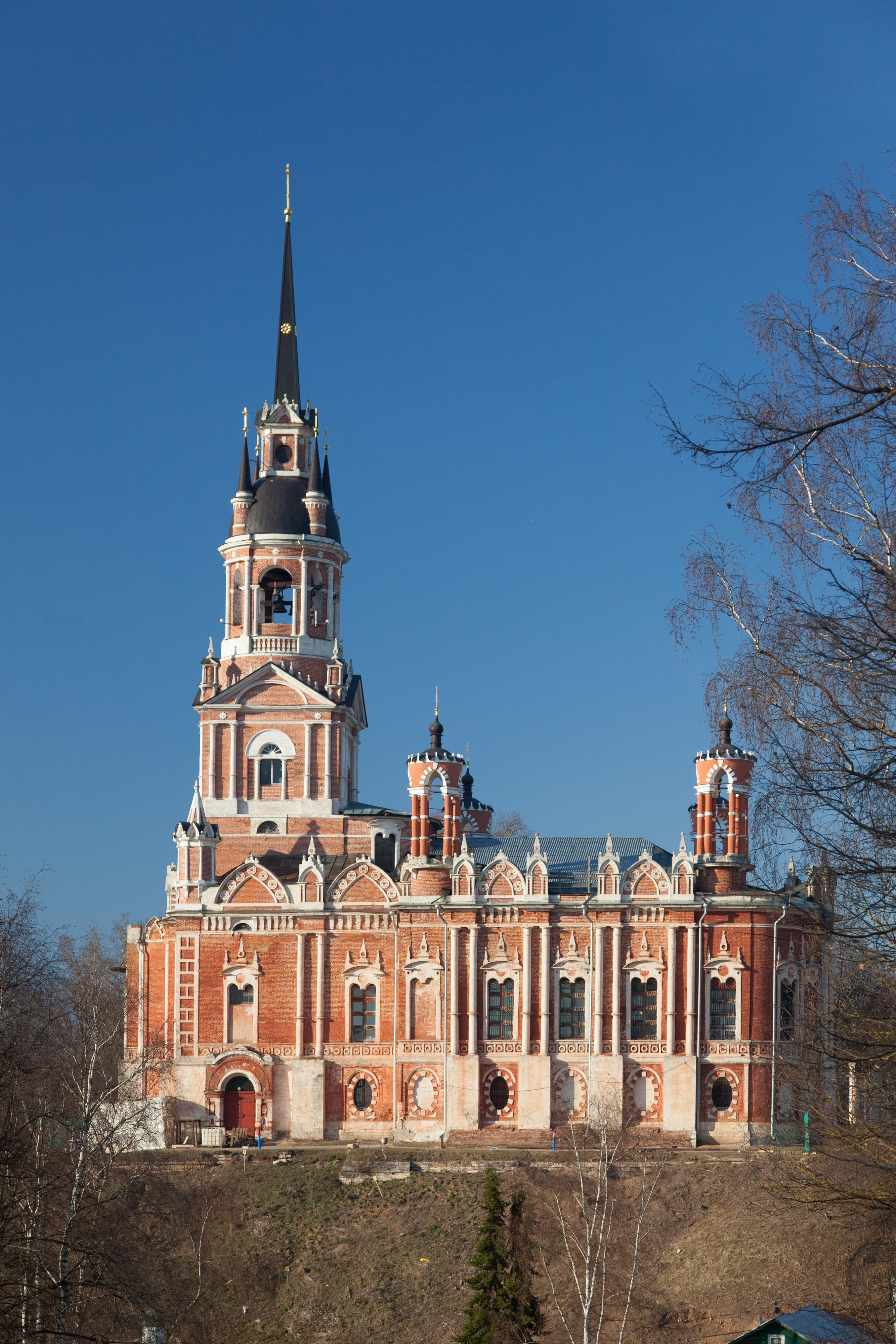 Доклад никольский собор в можайске 3404