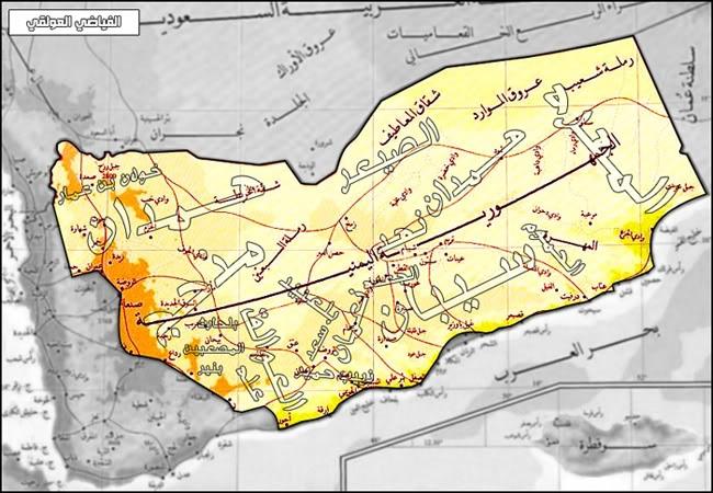 ملف خريطة حدود أكبر قبائل اليمن Jpg ويكيبيديا