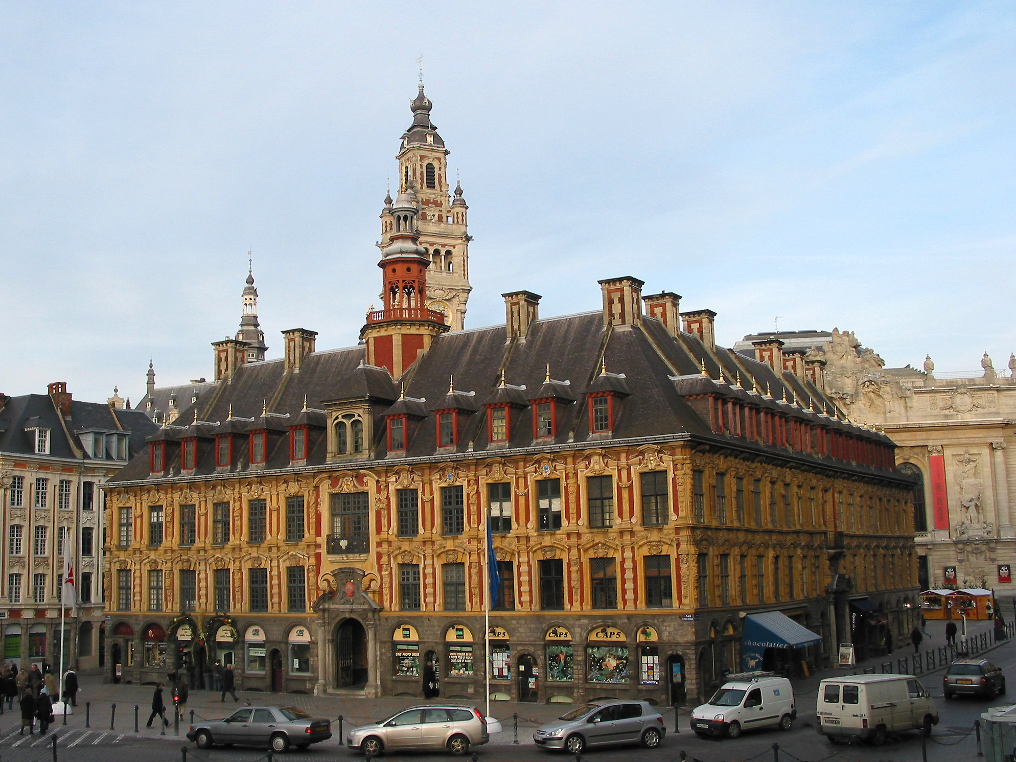 file 0 lille vieille bourse du travail 051201b jpg wikimedia commons. Black Bedroom Furniture Sets. Home Design Ideas