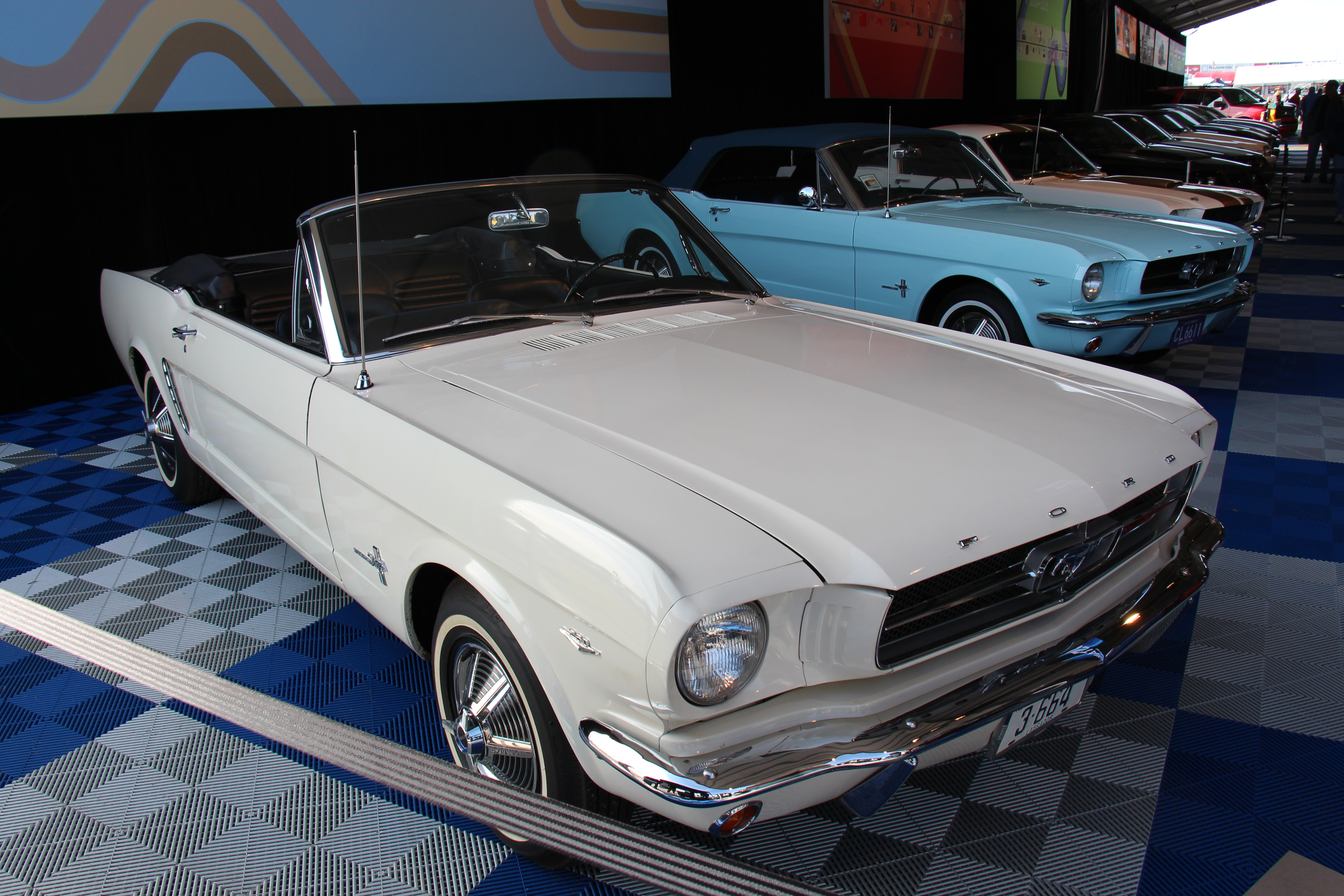 File 1964 ford mustang convertible  14175159527
