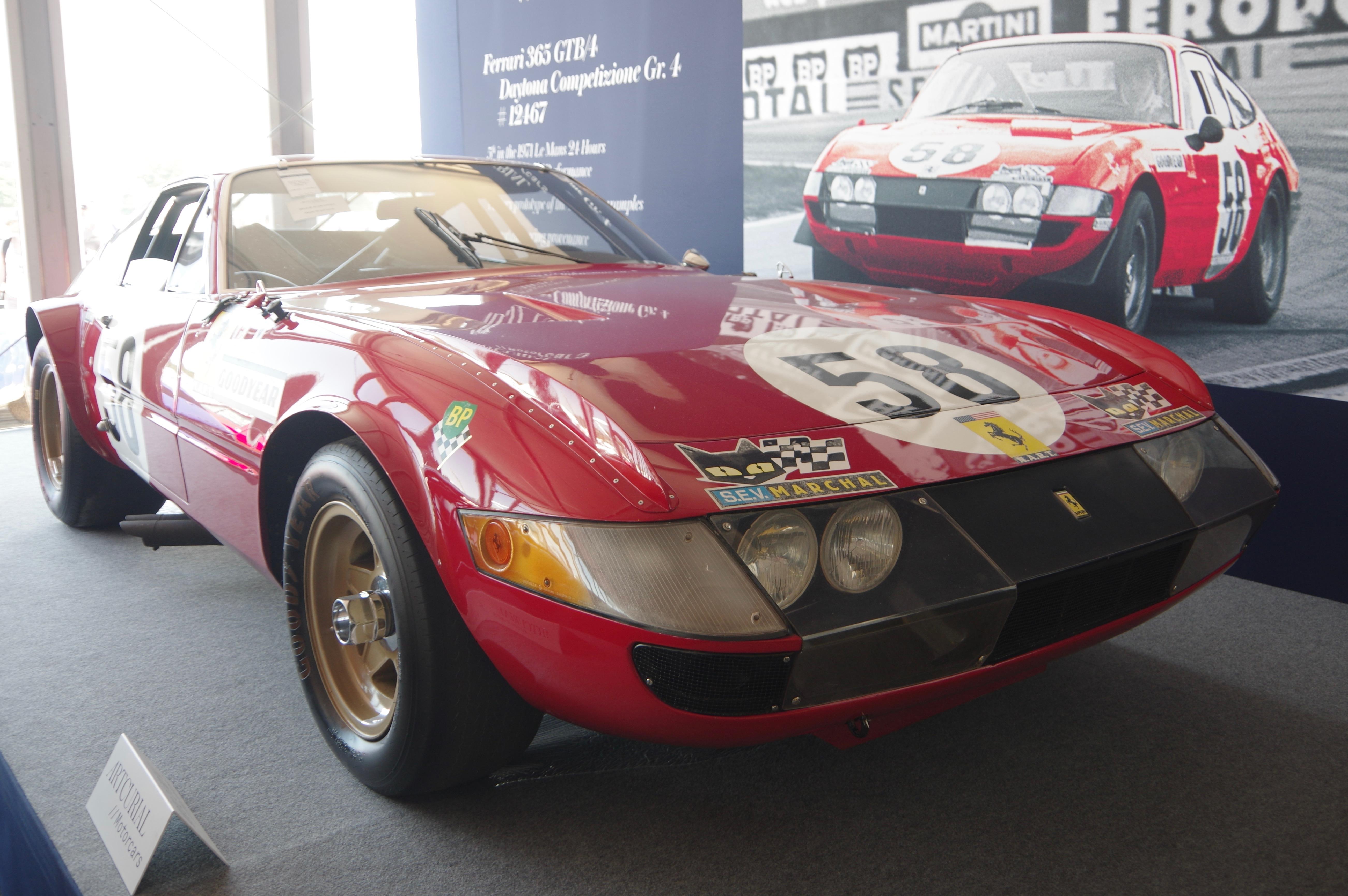 Datei 1969 Ferrari 365 Gtb 4 Daytona Competizione Group 4