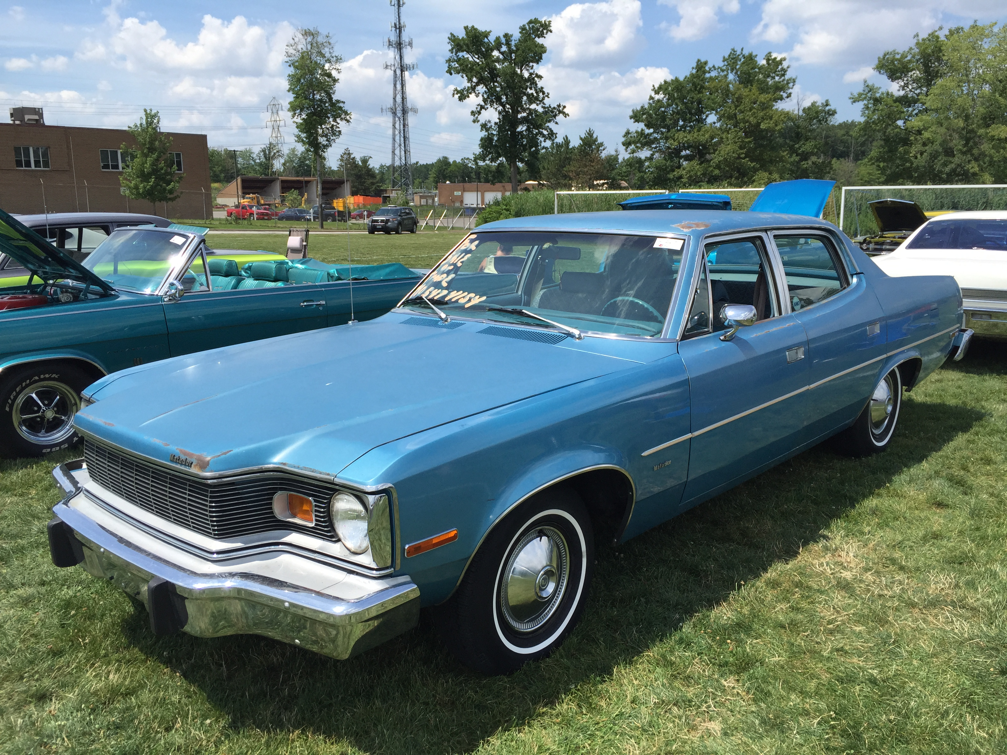 1975_AMC_Matador_sedan_blue_base_model_a