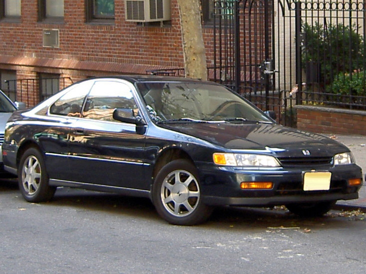 File 1995 Accord Coupe Jpg Wikimedia Commons