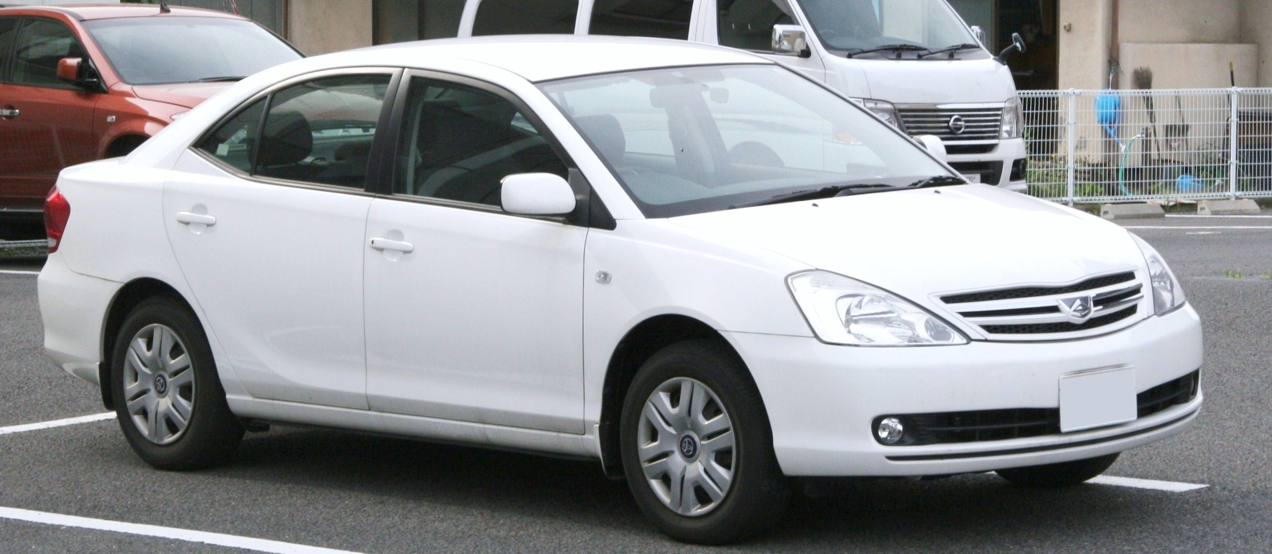 File 2004 2007 Toyota Allion A18 Jpg Wikimedia Commons