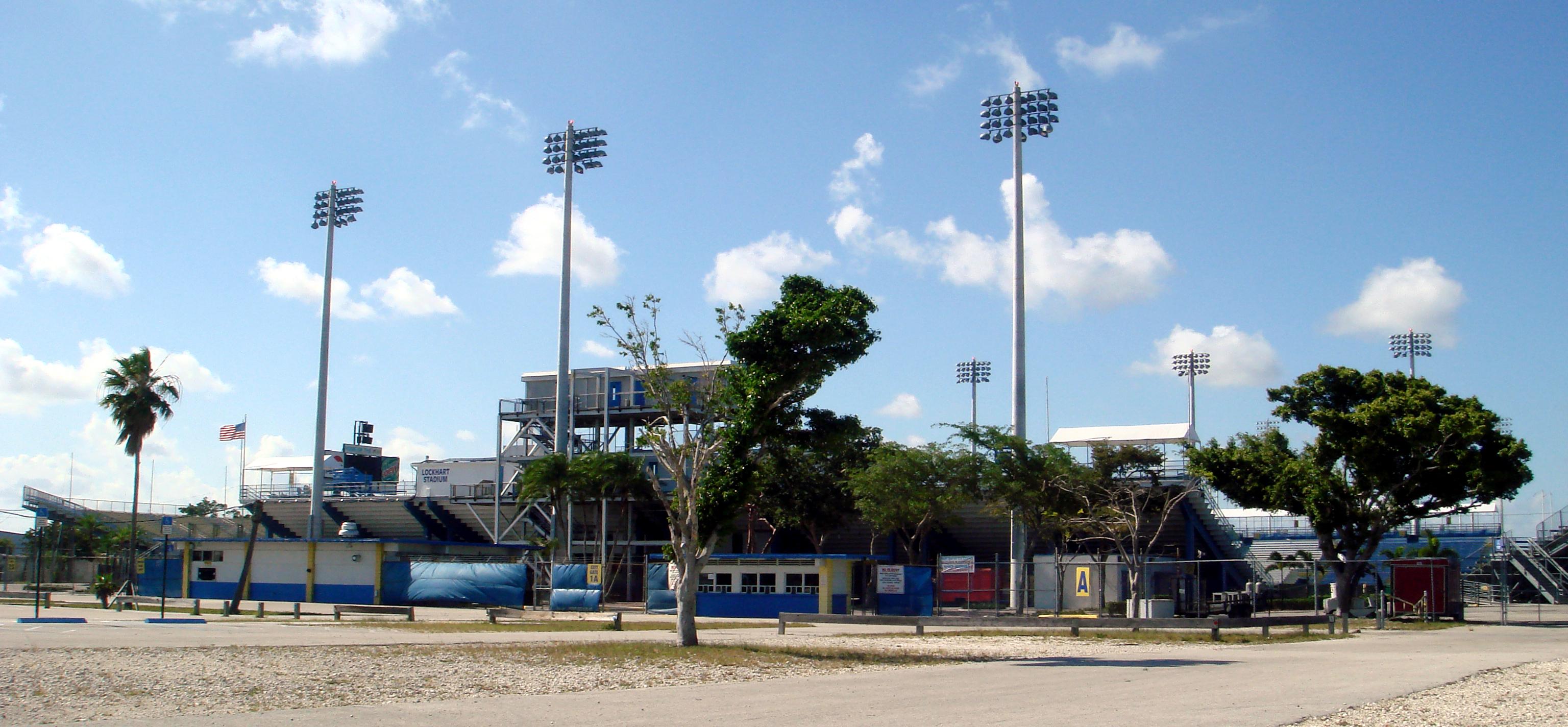 Lockhart Stadium - Wikipedia