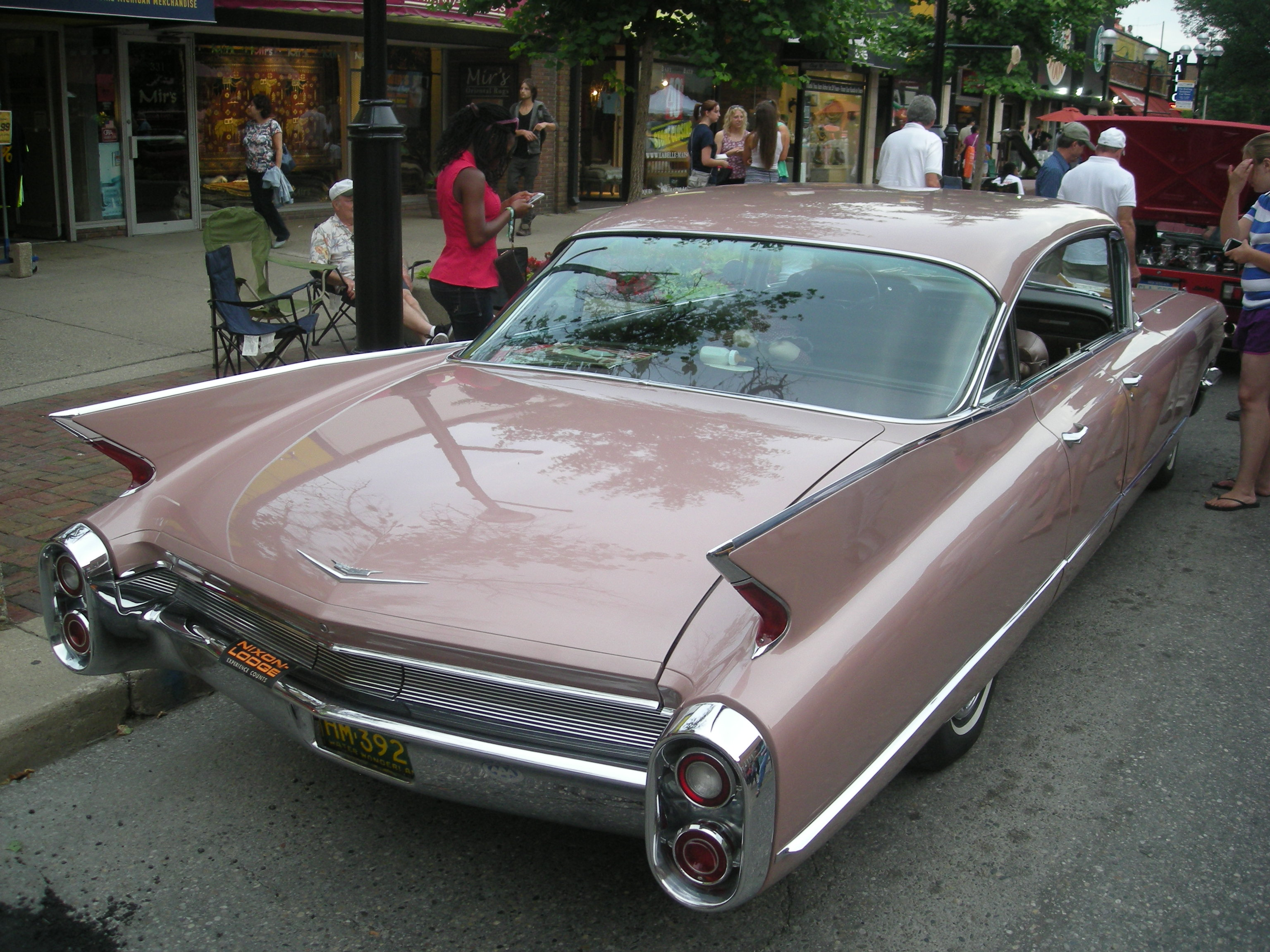 File 2014 Rolling Sculpture Car Show 79 1960 Cadillac