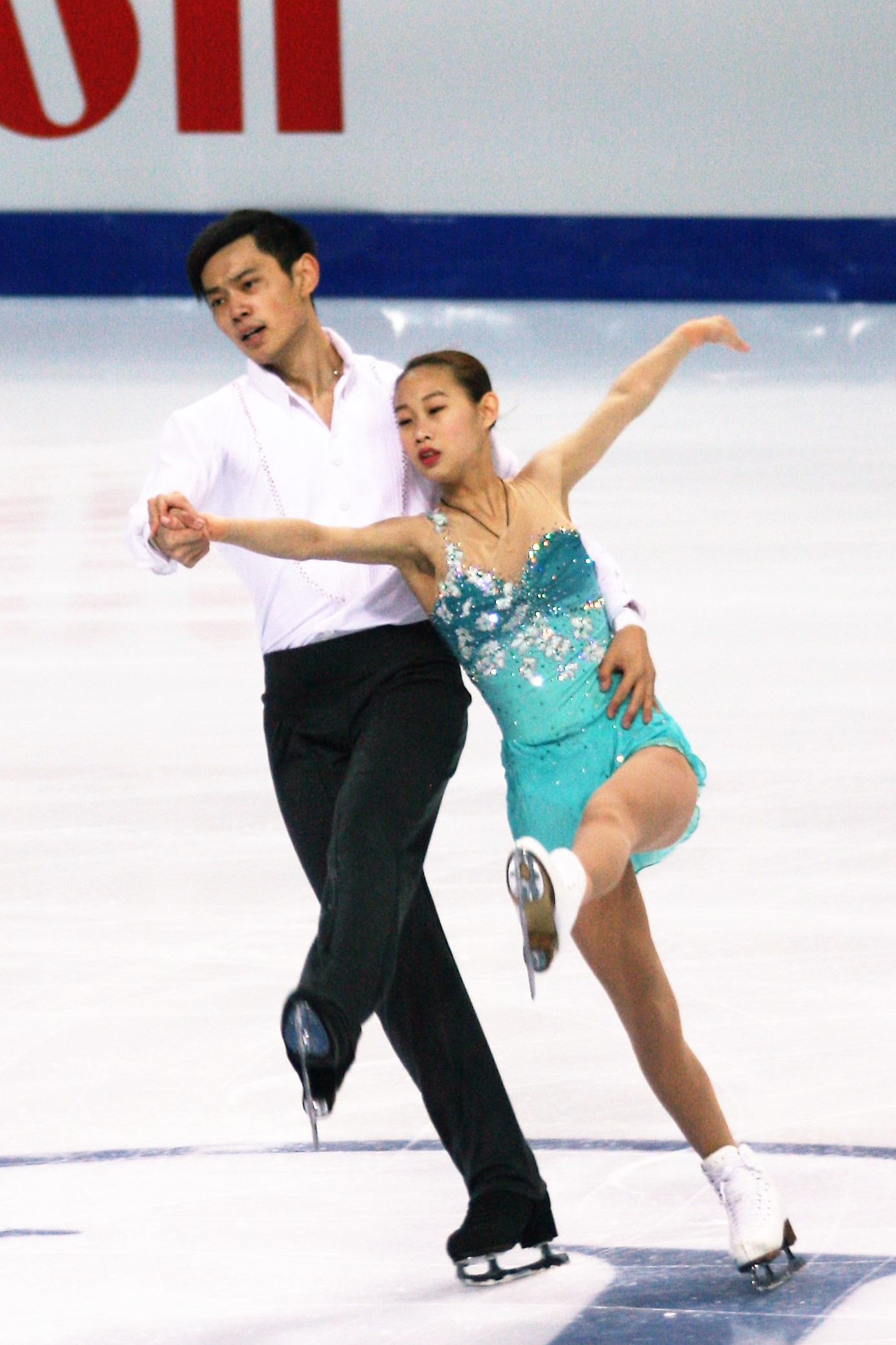 Peng and Jin in 2016