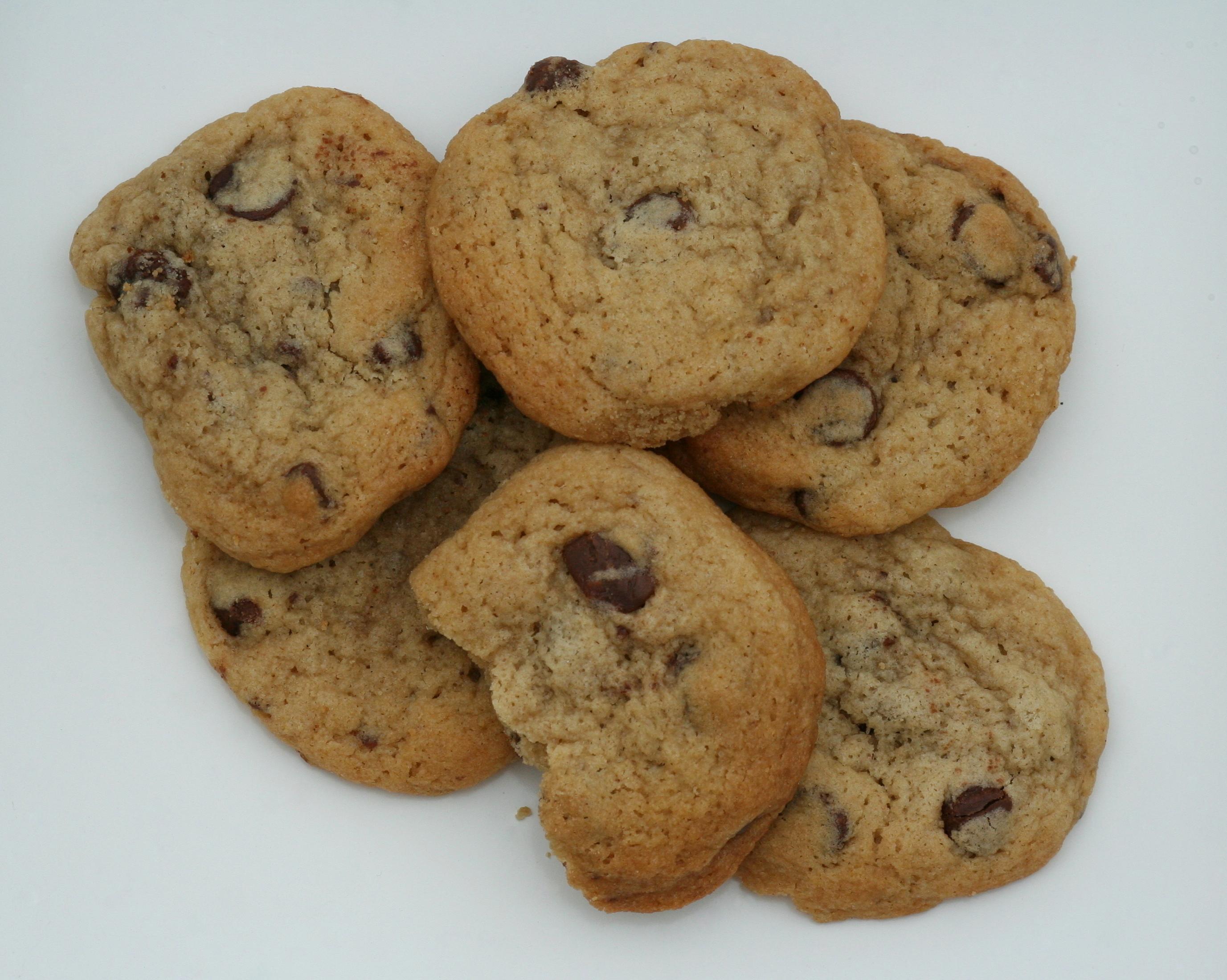 galletas con pepitas de chocolate receta casera