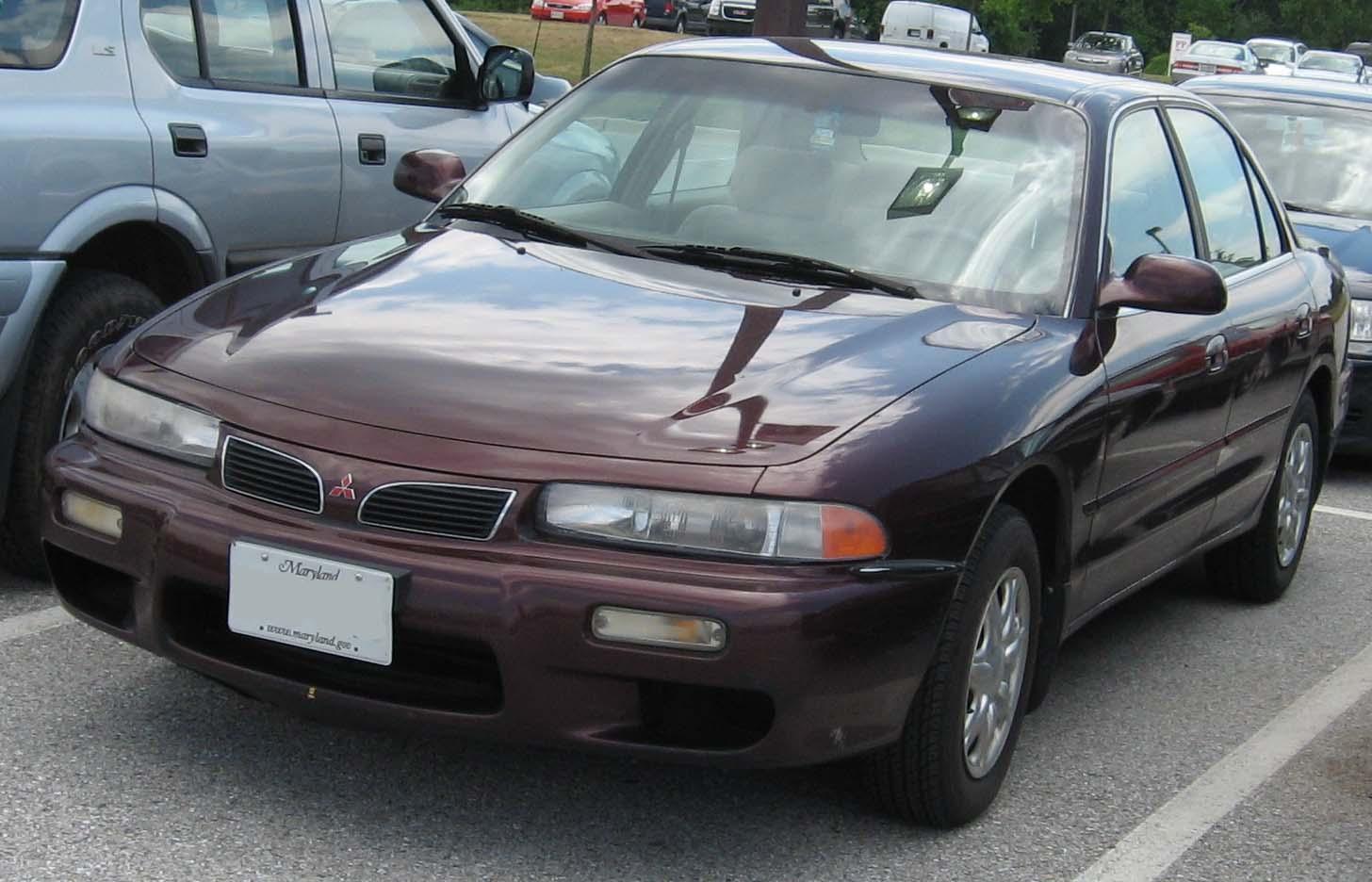 File:97-98 Mitsubishi Galant.jpg - Wikimedia Commons