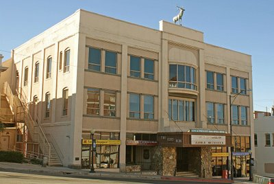Elks Building And Theater