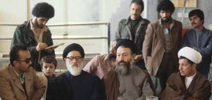 Ahmad Moftizadeh, Mahmoud Taleghani, Mohammed Beheschti, AliAkbar Rafsandschani