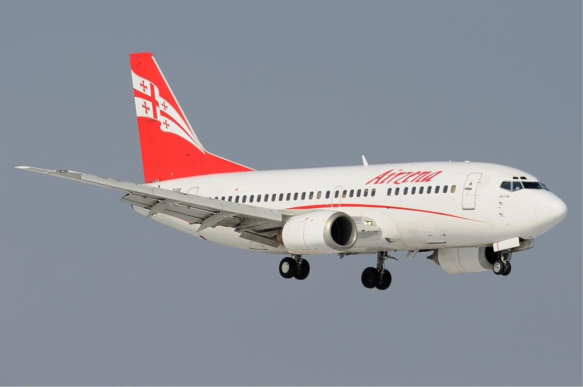 Resultado de imagen para georgian Boeing 737