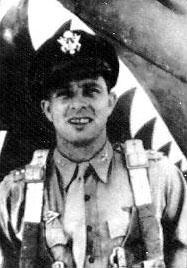 Albert Baumler American World War II flying ace