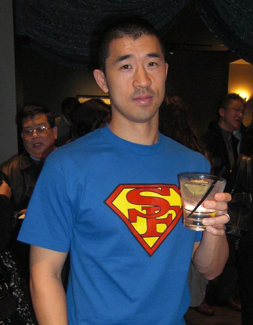 Alex Tse in 2009