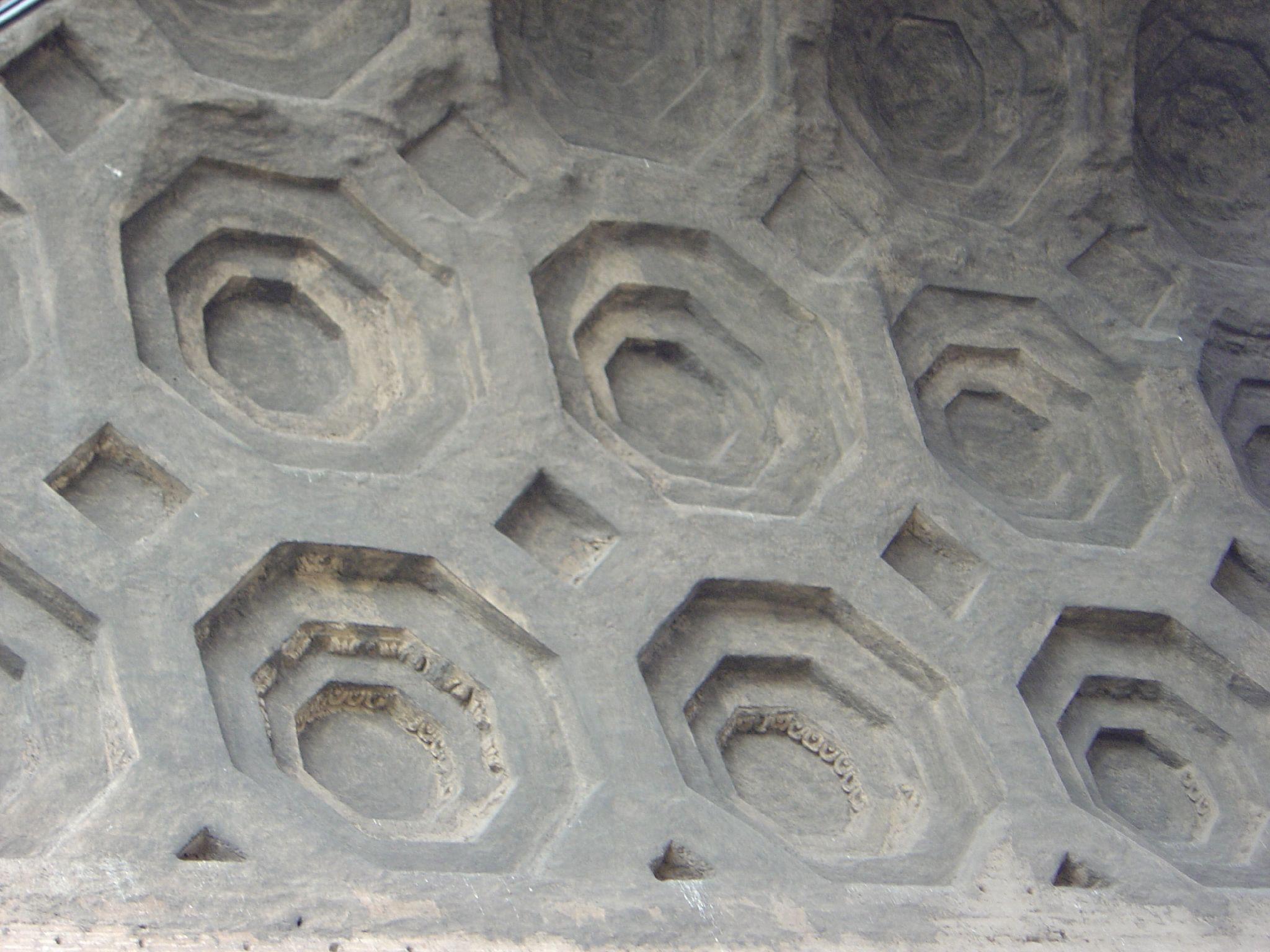 File:Ancient Roman concrete vault jpg - Wikimedia Commons
