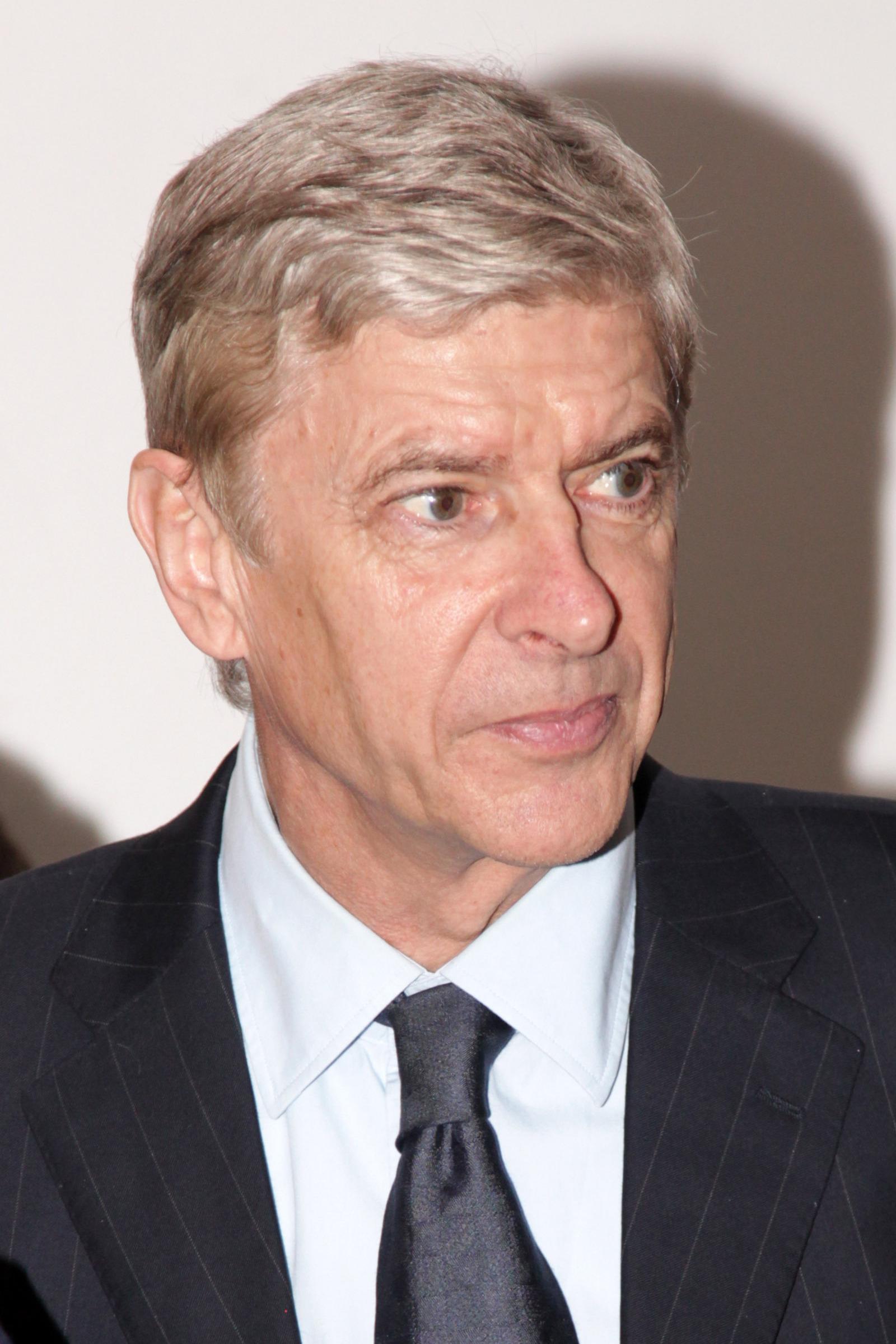 Arsène Wenger - Wikipedia