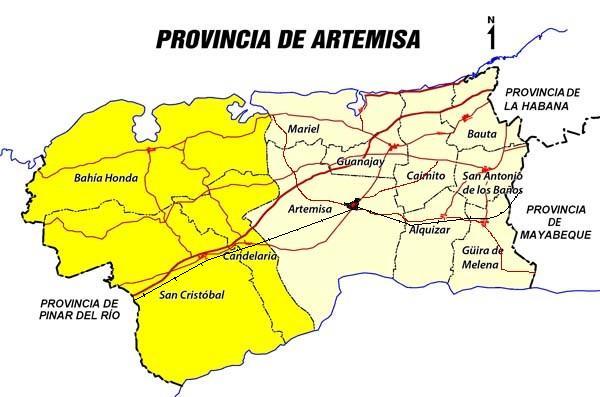 Artemisa Province Wikipedia