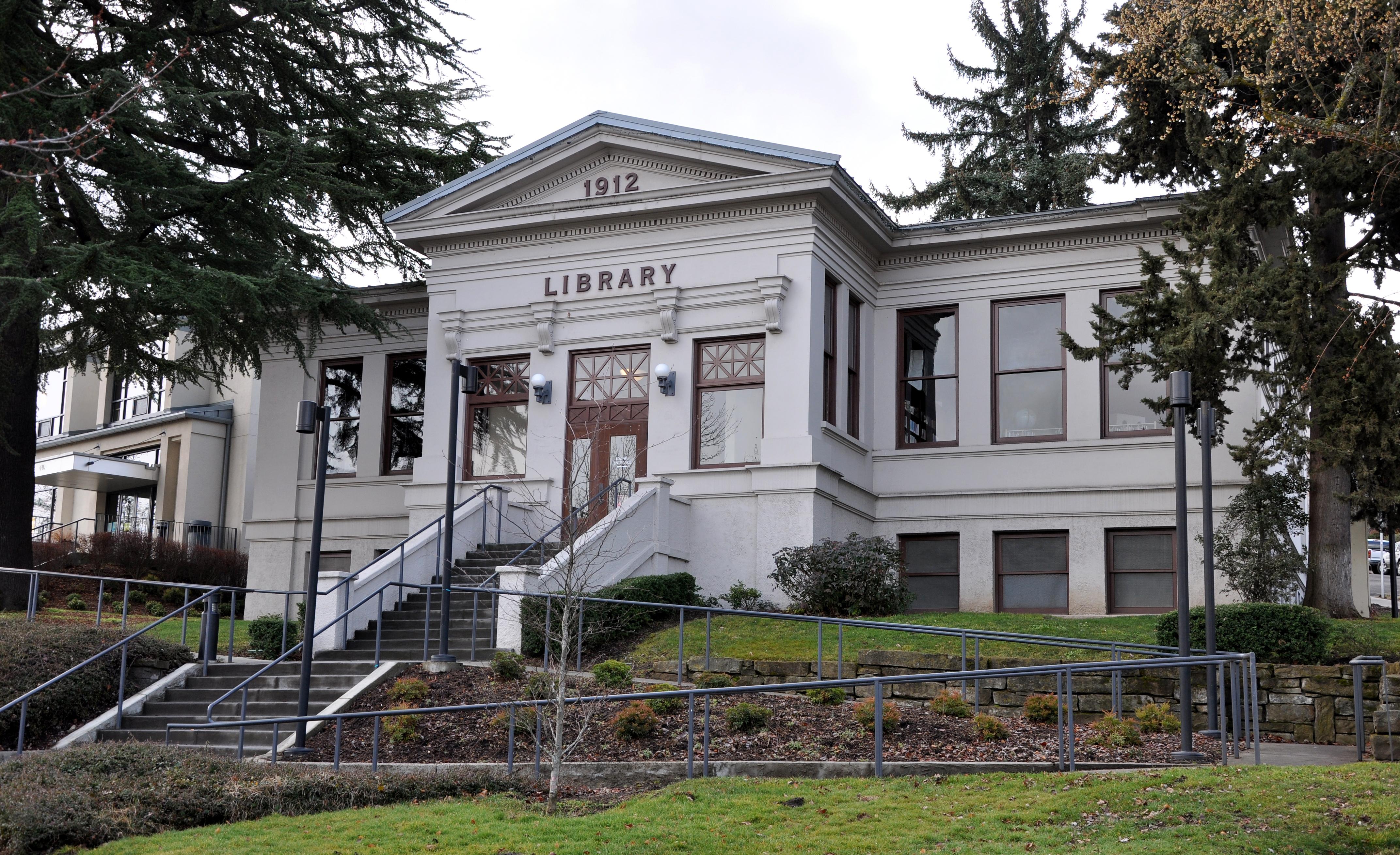 Ashland Oregon Library Room Rentla