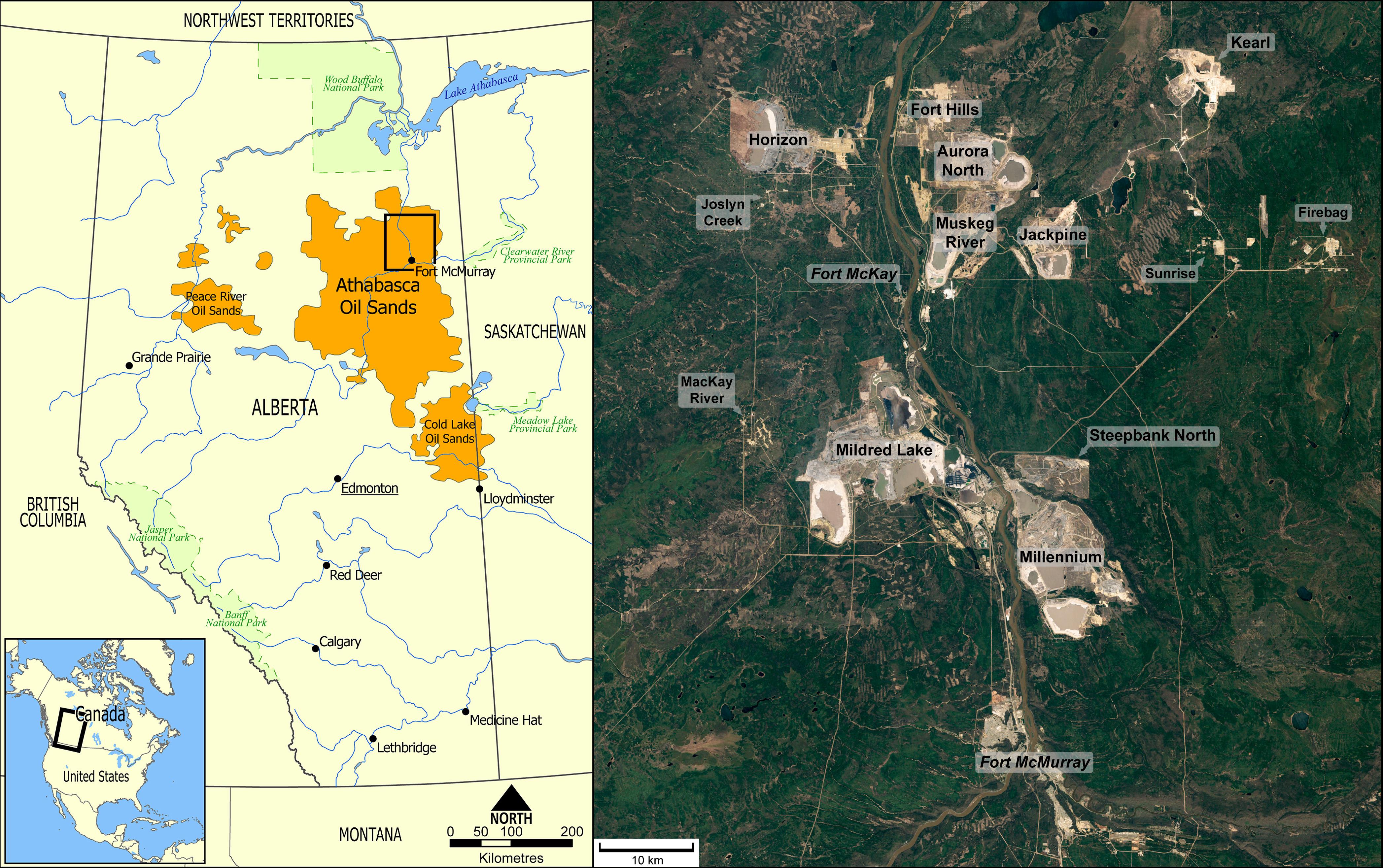 Athabasca-Ölsande – Wikipedia