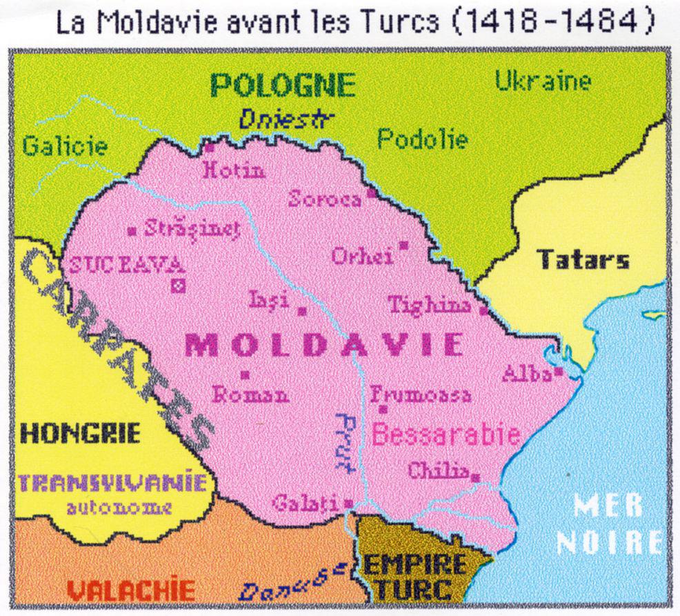 Moldavie