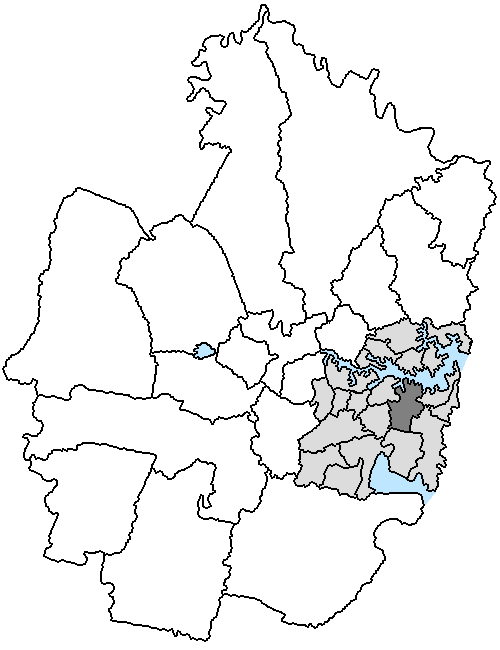Local Government Areas in New South Wales Wikiwand