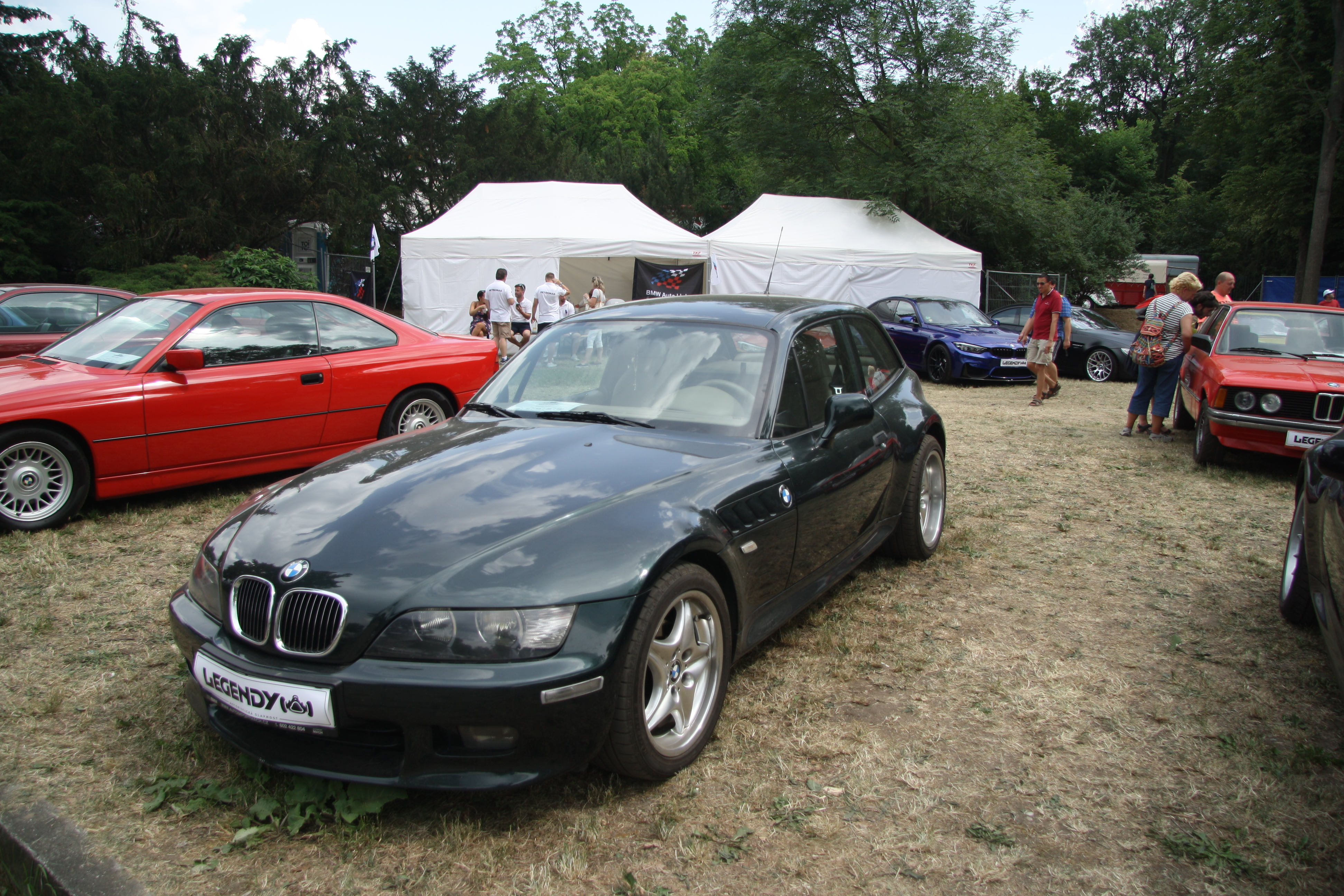 File Bmw Z3 Coupe At Legendy 2018 In Prague Jpg Wikimedia Commons