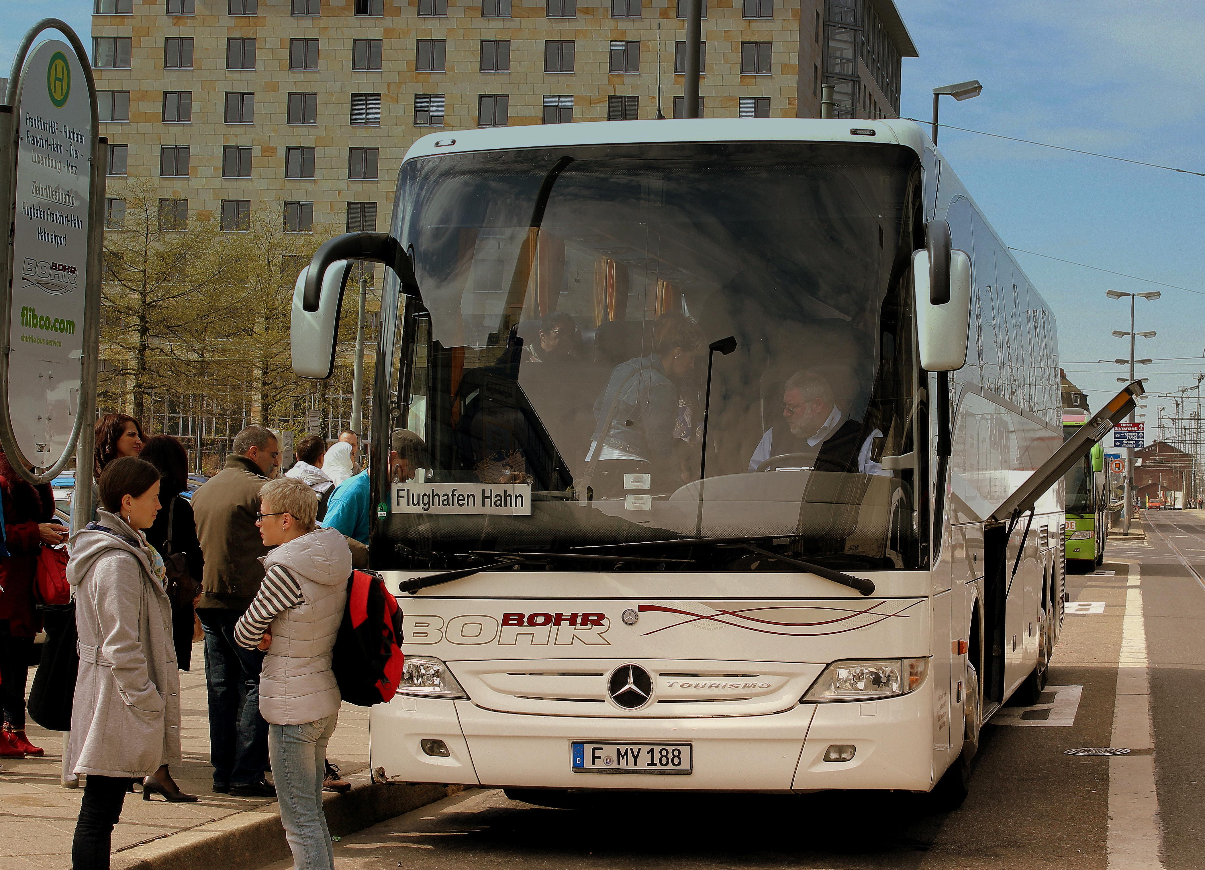 Date coach frankfurt