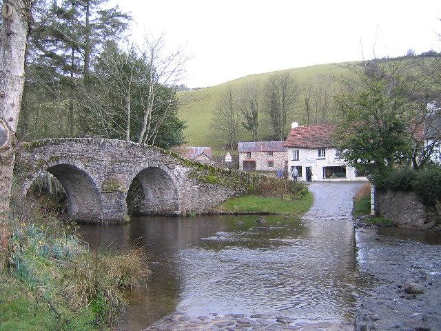 North Country Ford >> Malmsmead - Wikipedia