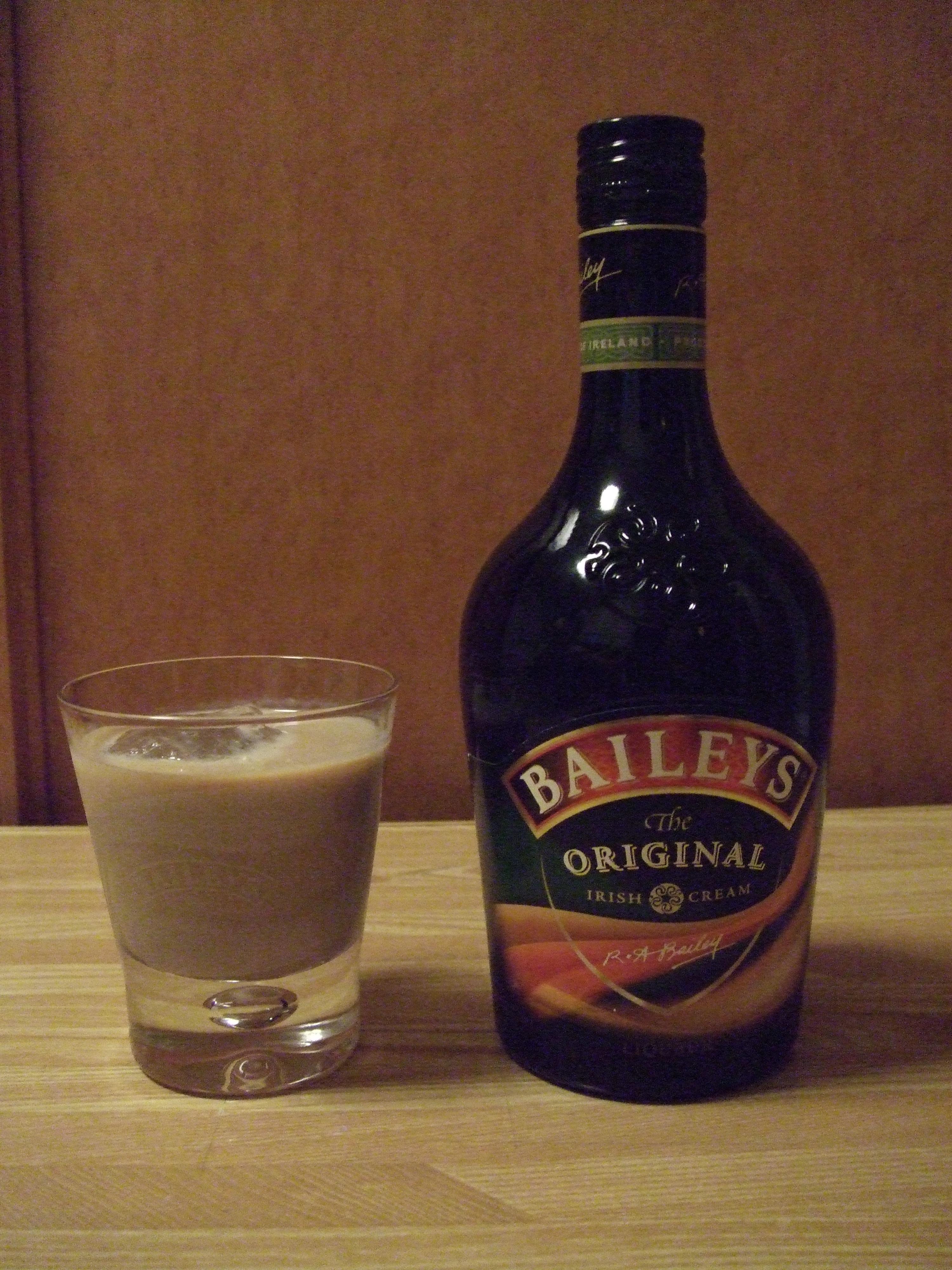 Ultramoderne Baileys Irish Cream – Wikipedia QG-43