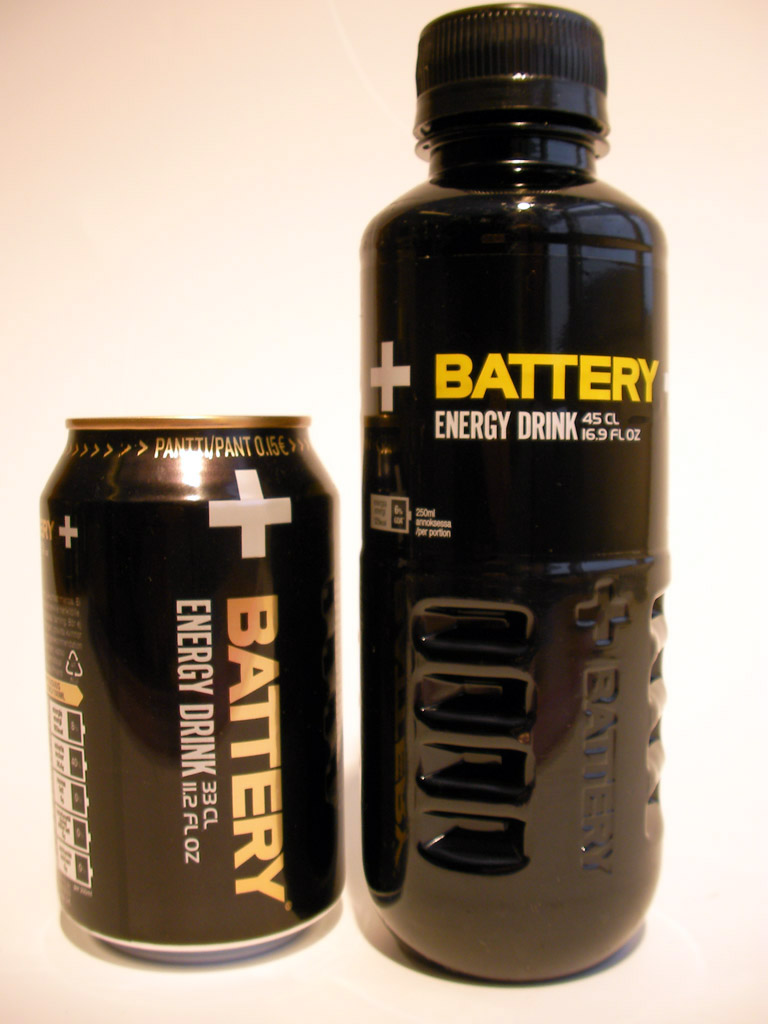 Battery Energiajuoma