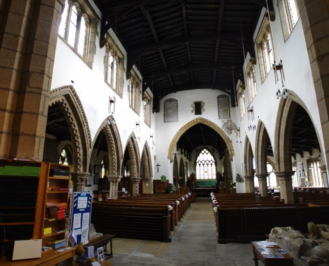 File:Bedale Church of Saint Gregory inside.jpg - Wikimedia Commons