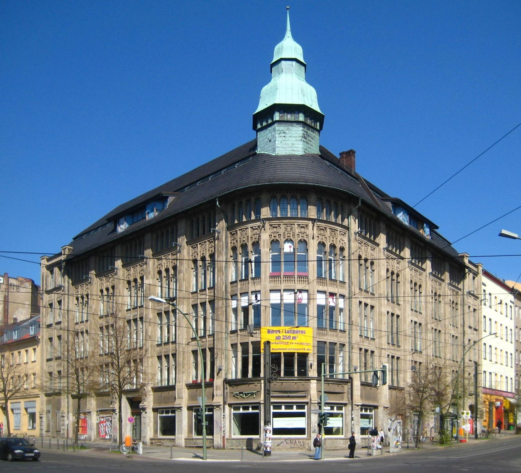 datei berlin mitte brunnenstrasse 19 21 kaufhaus wikipedia. Black Bedroom Furniture Sets. Home Design Ideas