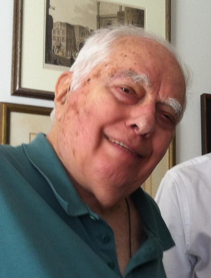 Bernard Lewis in 2012