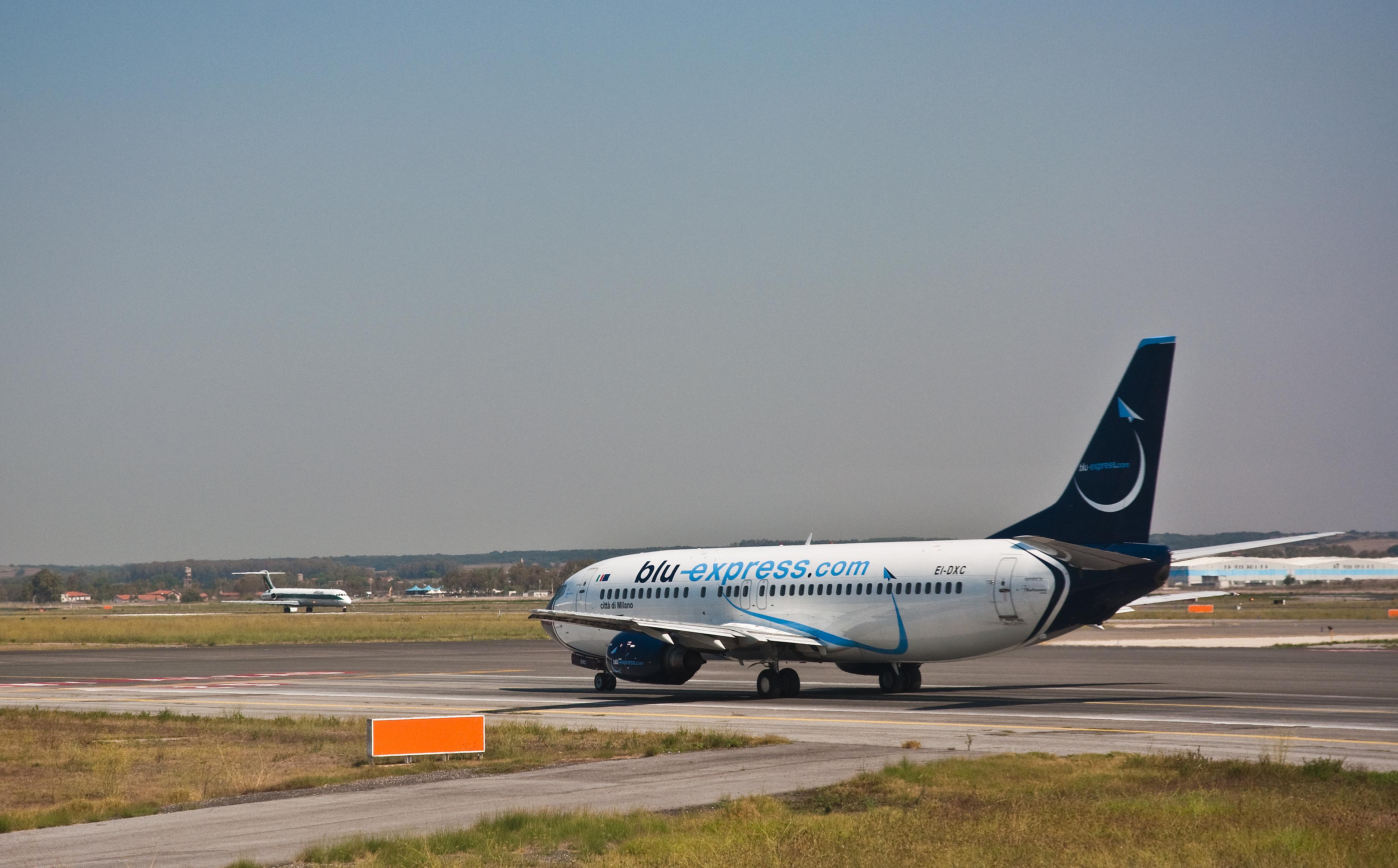 Авиакомпания Блу-Экспресс (Blu-Express). Официальный сайт.2