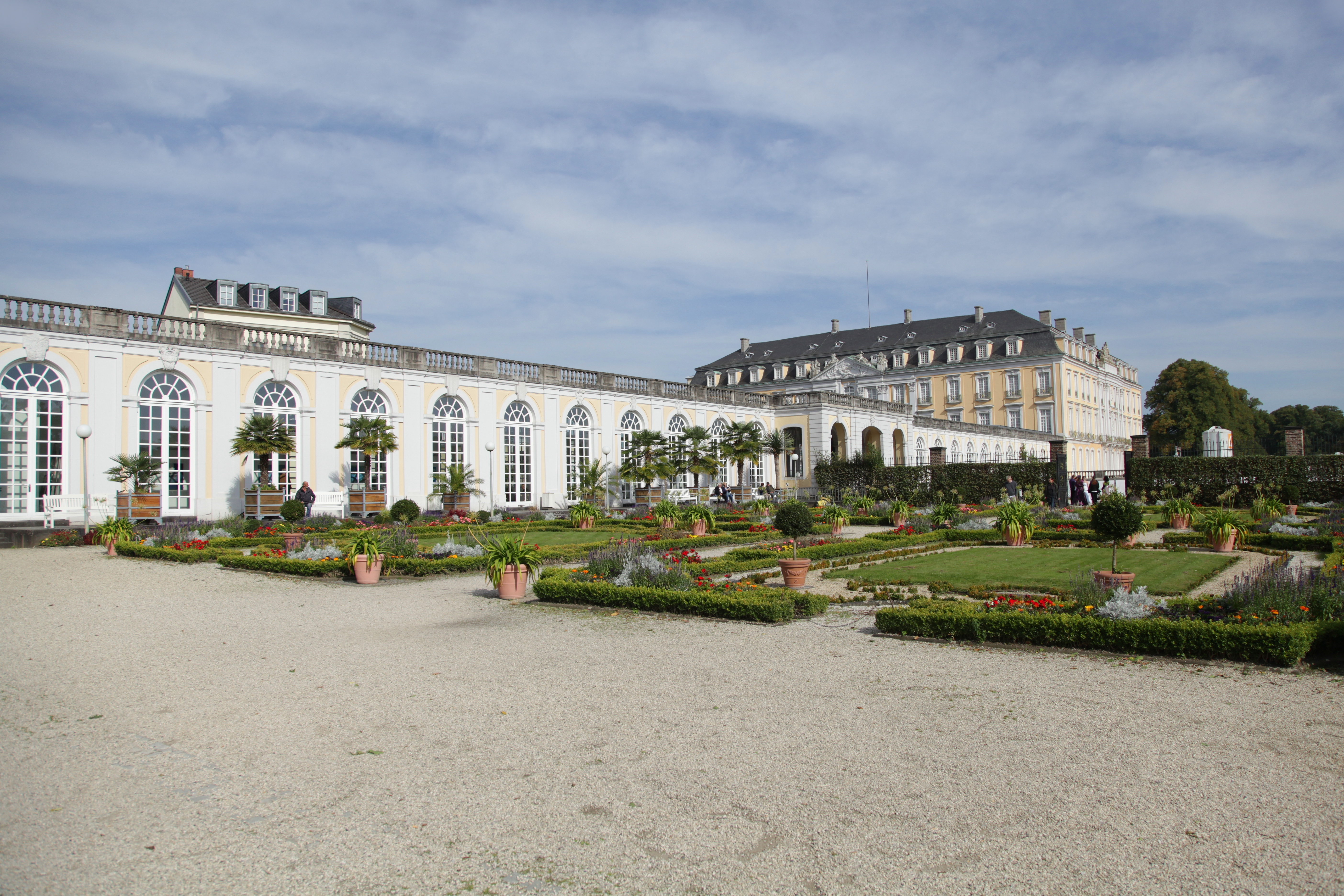 File Brühl Schloss Augustusburg Schlosspark Jardin Secret