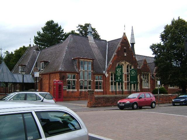 Braintree District Museum, Manor Street, Braintree - geograph.org.uk - 59717